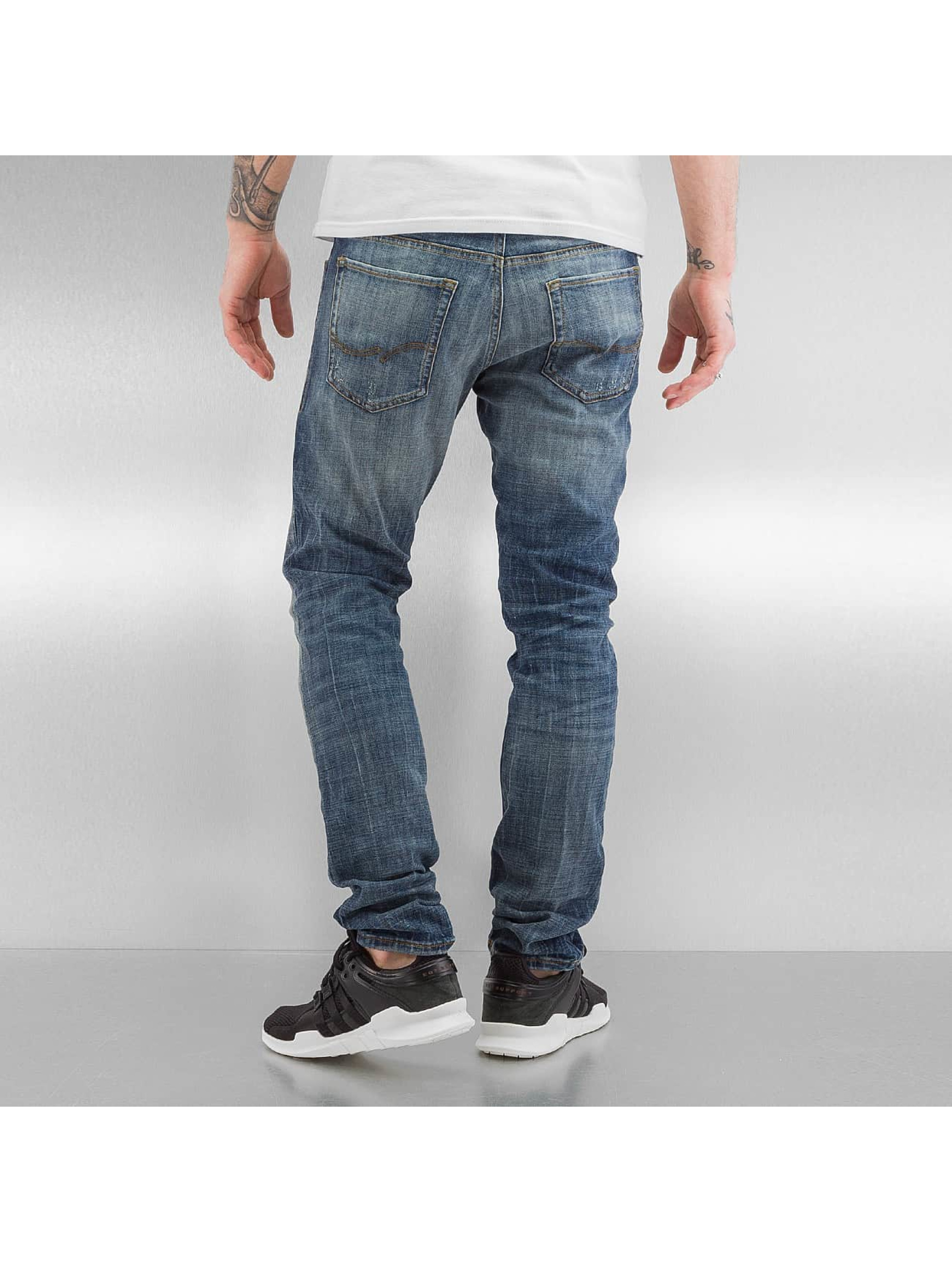 Jack & Jones Skinny Jeans jjiGlenn Slim Fit blue