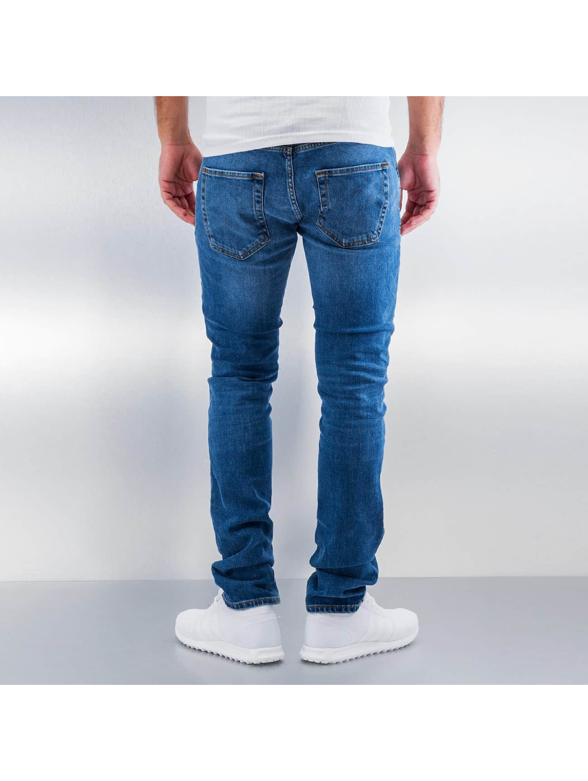 Jack & Jones Straight Fit Jeans jjiTim jjOriginal blue