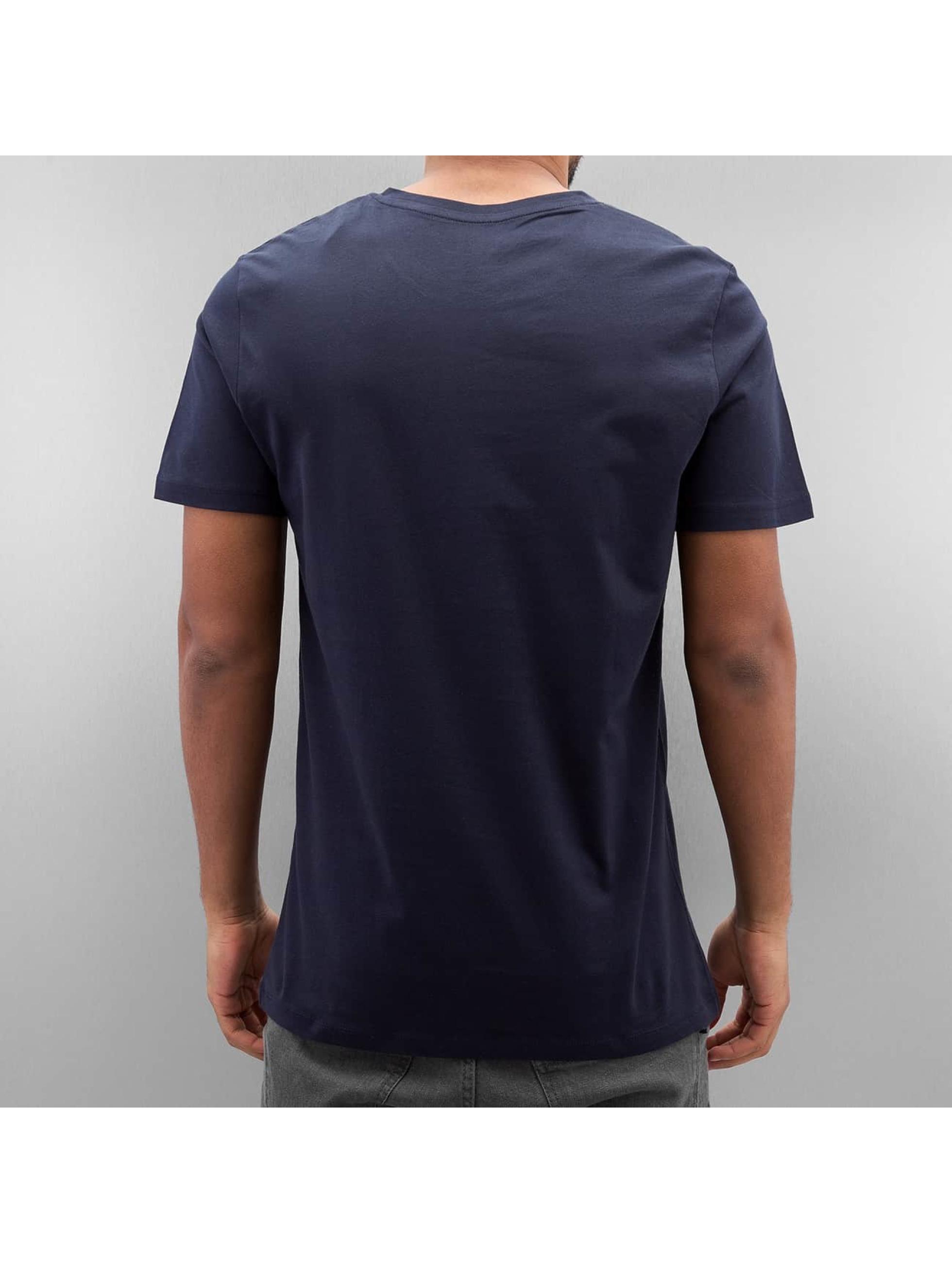 Jack & Jones T-Shirt jorNew Raffa blue