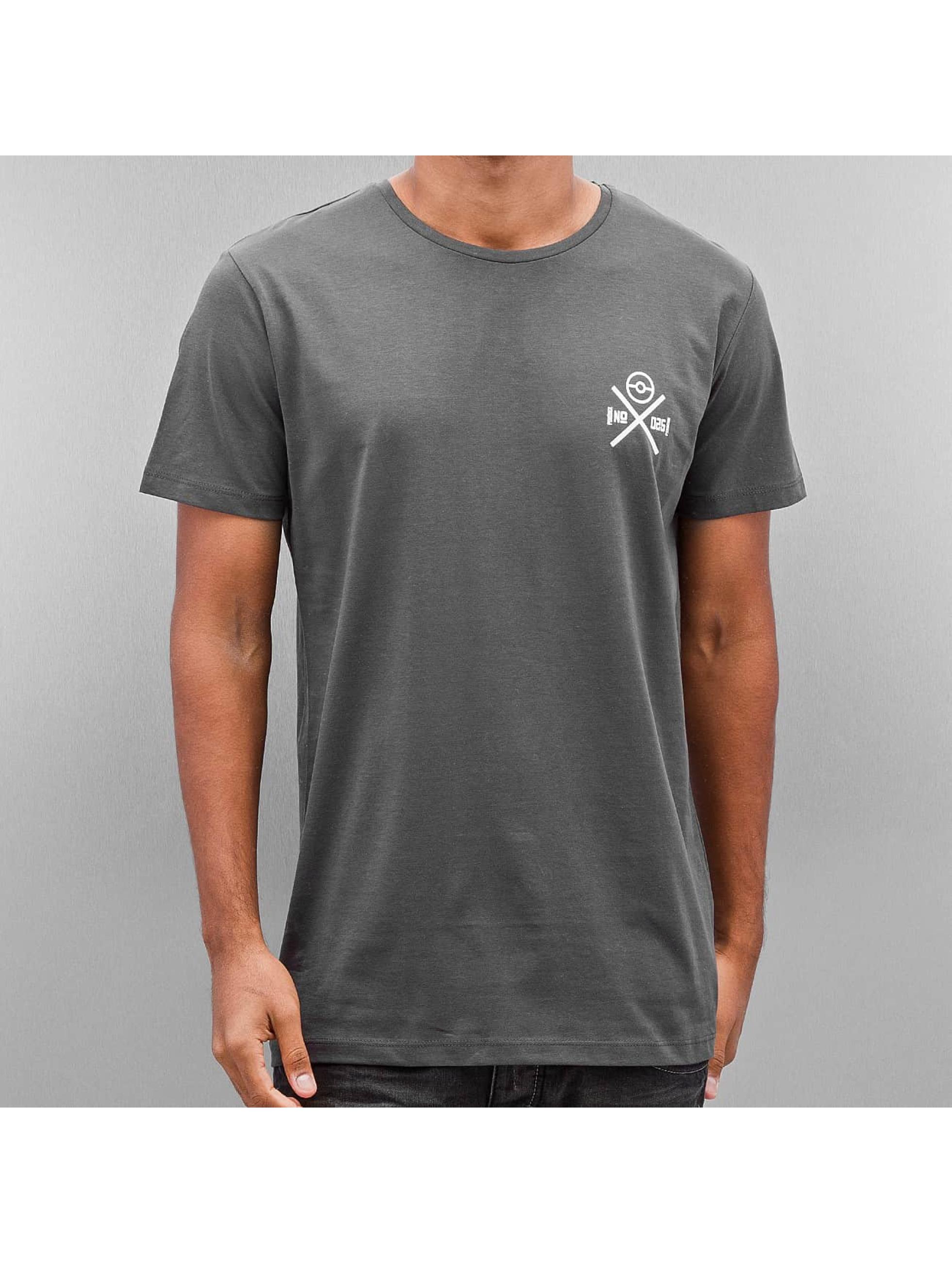 Jack & Jones T-Shirt jorPokemon gray