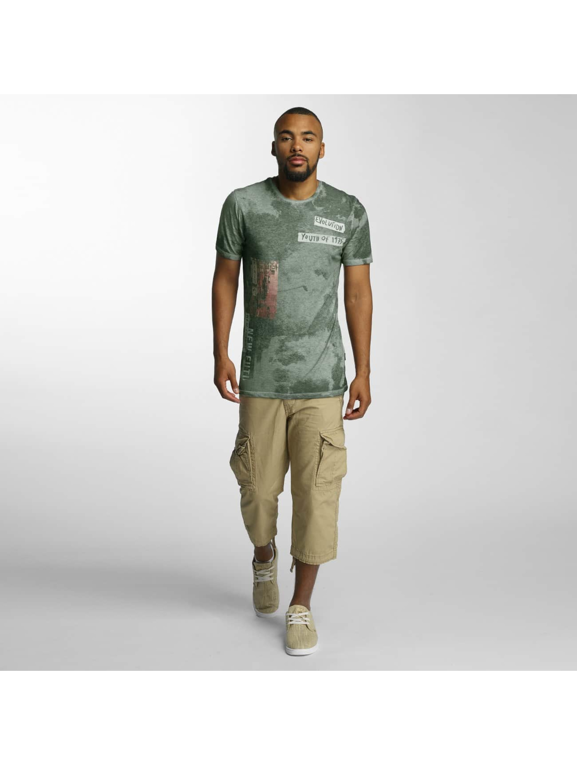 Jack & Jones T-Shirt jorPunkbox green