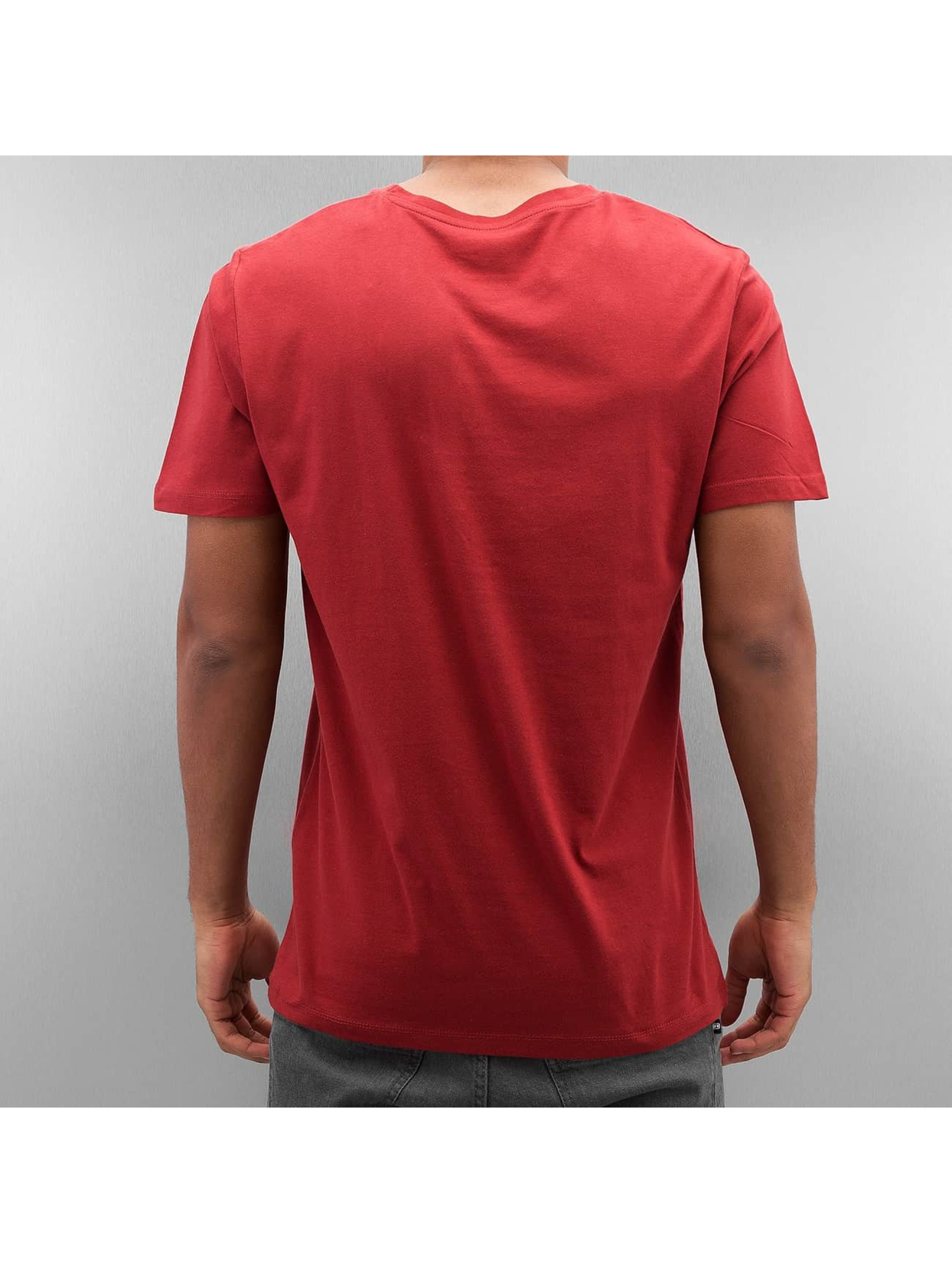 Jack & Jones T-Shirt jorNew Raffa red