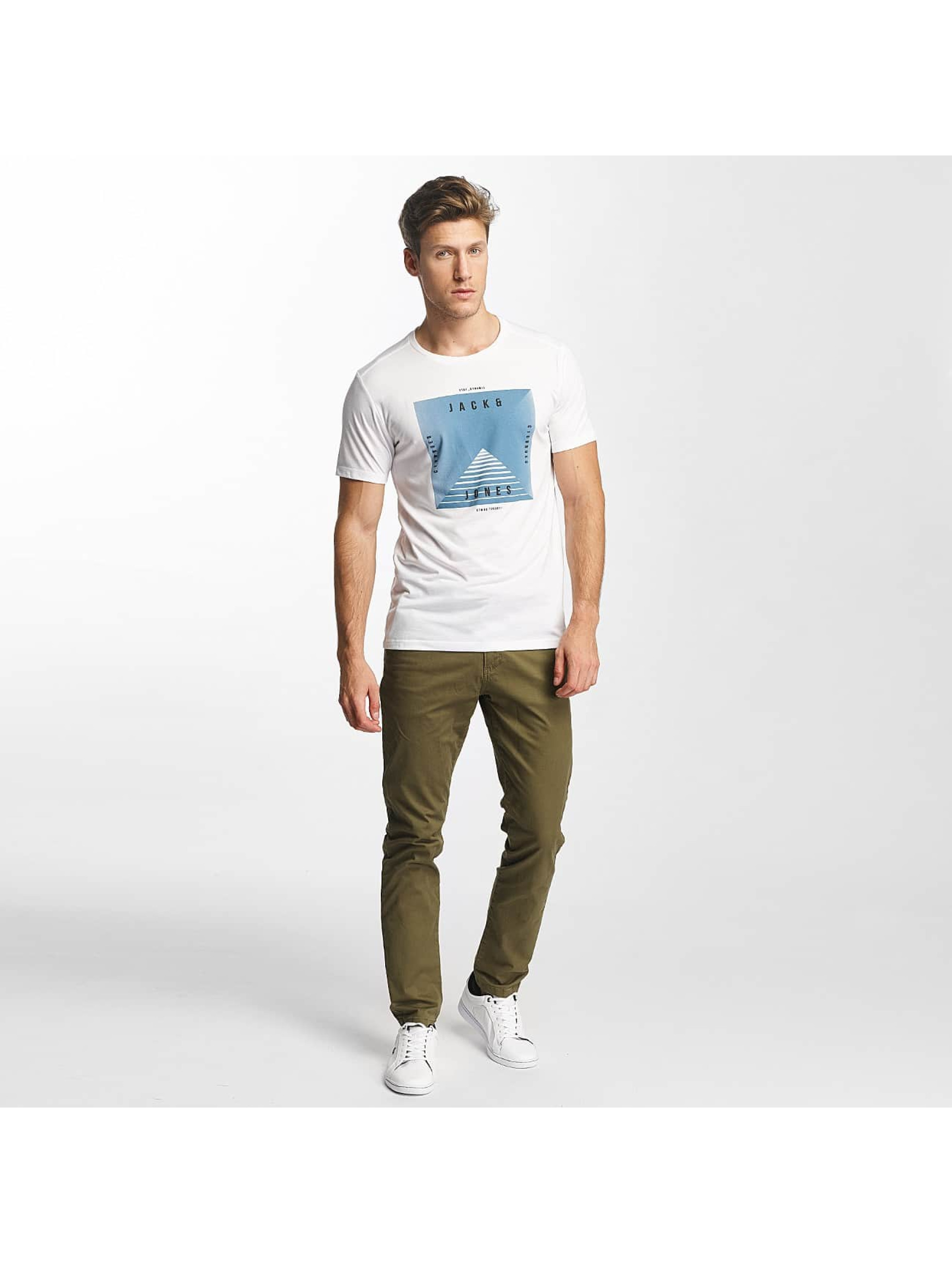 Jack & Jones T-Shirt jcoLenz white