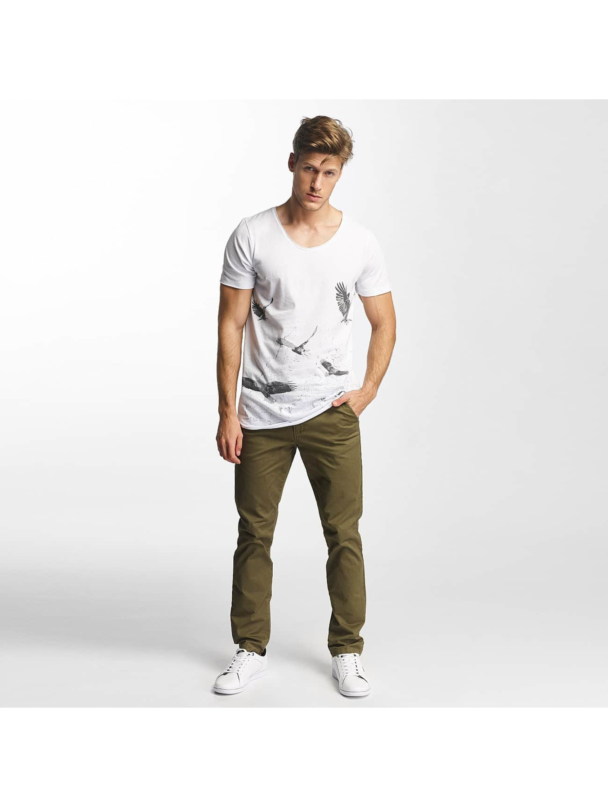 Jack & Jones T-Shirt jorThe Bird white