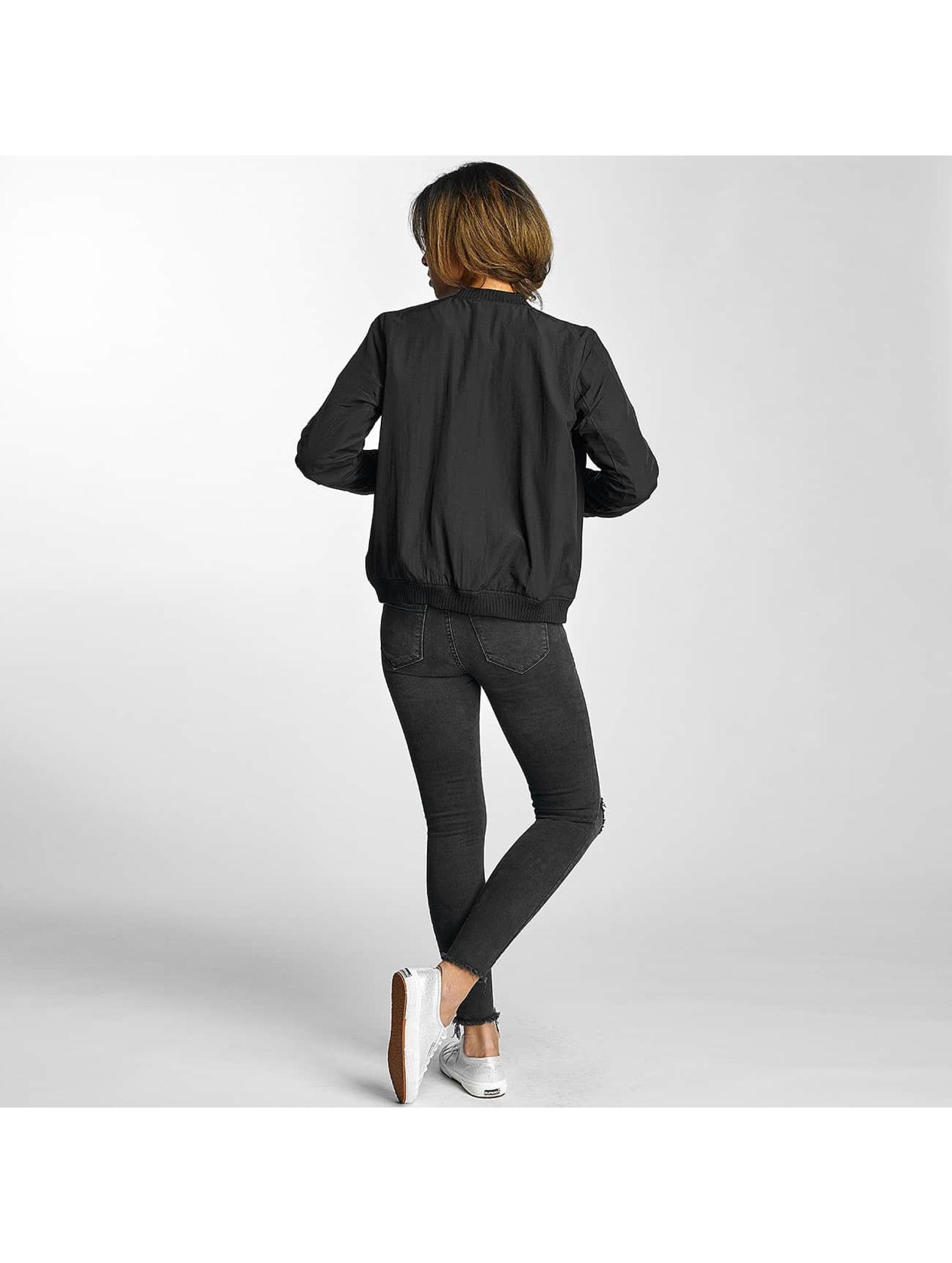 JACQUELINE de YONG Bomber jacket jdyWhatever black