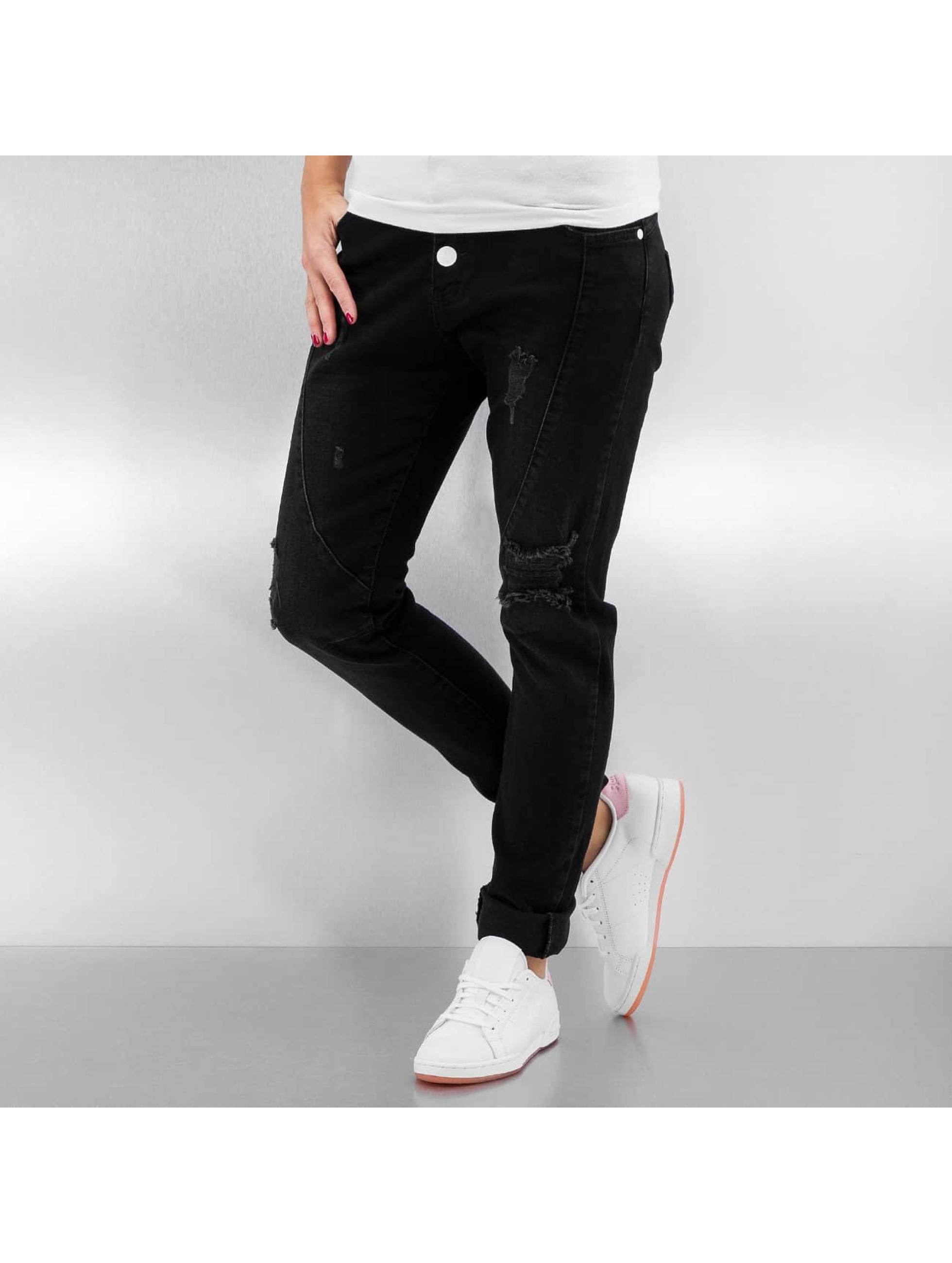 Just Rhyse Boyfriend Jeans Used black