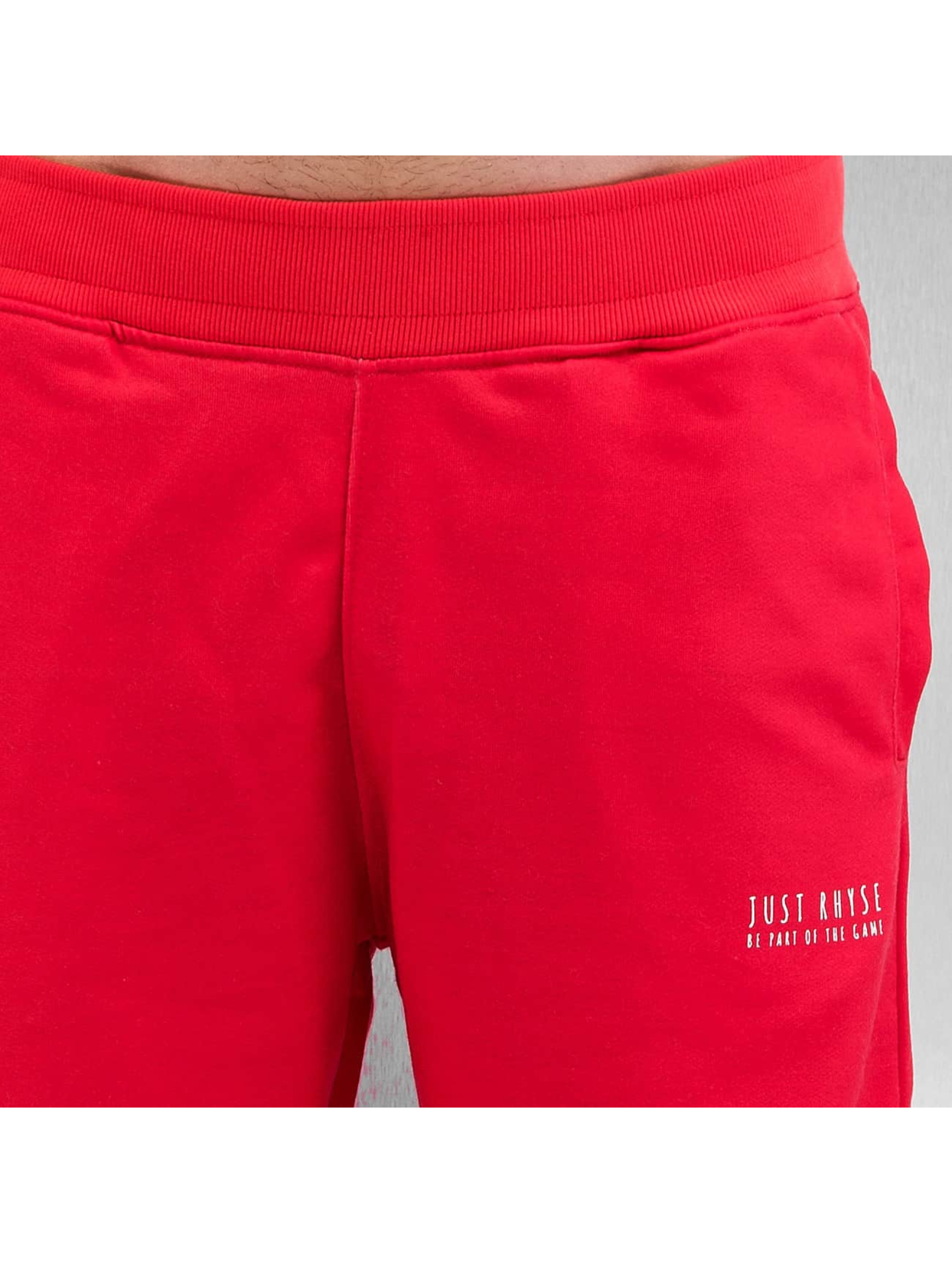 Just Rhyse Sweat Pant Catch Them red