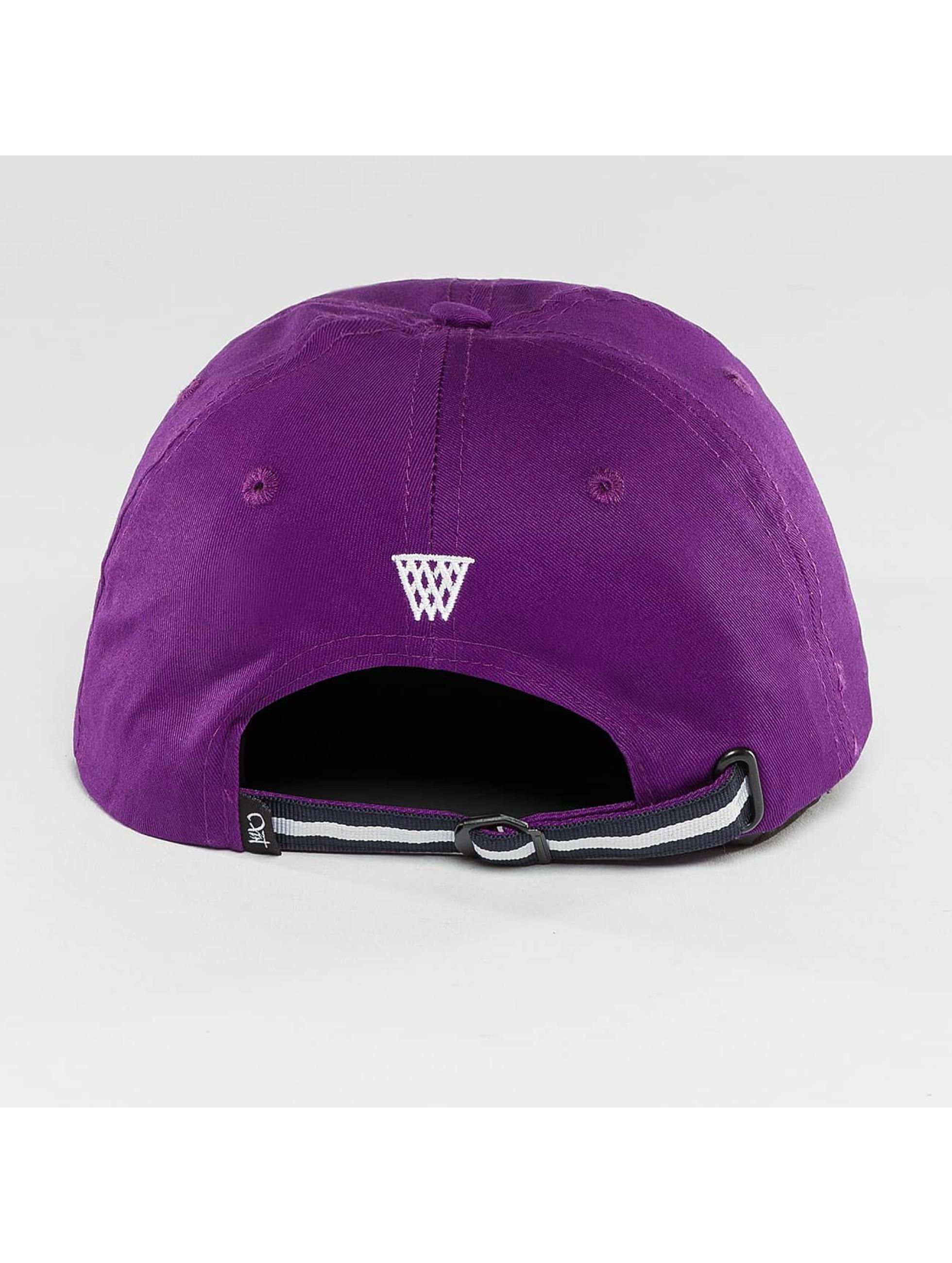 K1X Snapback Cap Ivey Sports purple