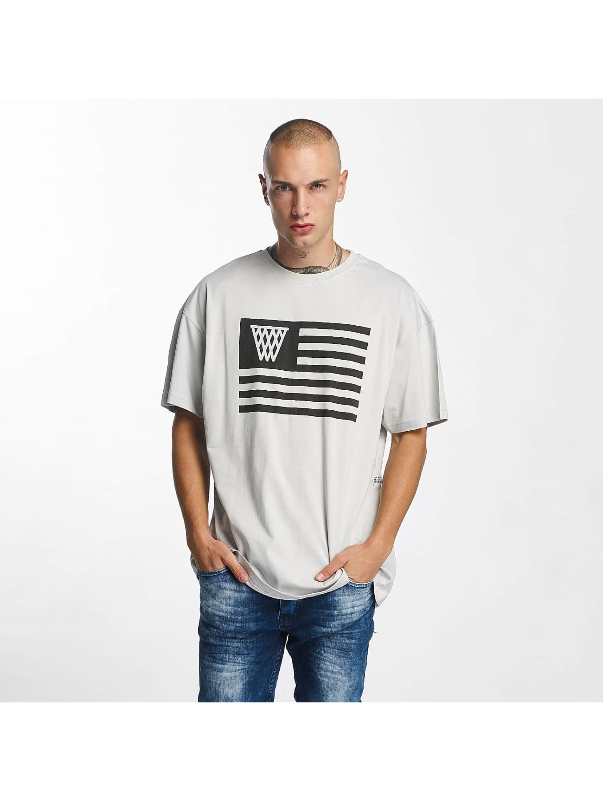 K1X T-Shirt NOH Flag gray