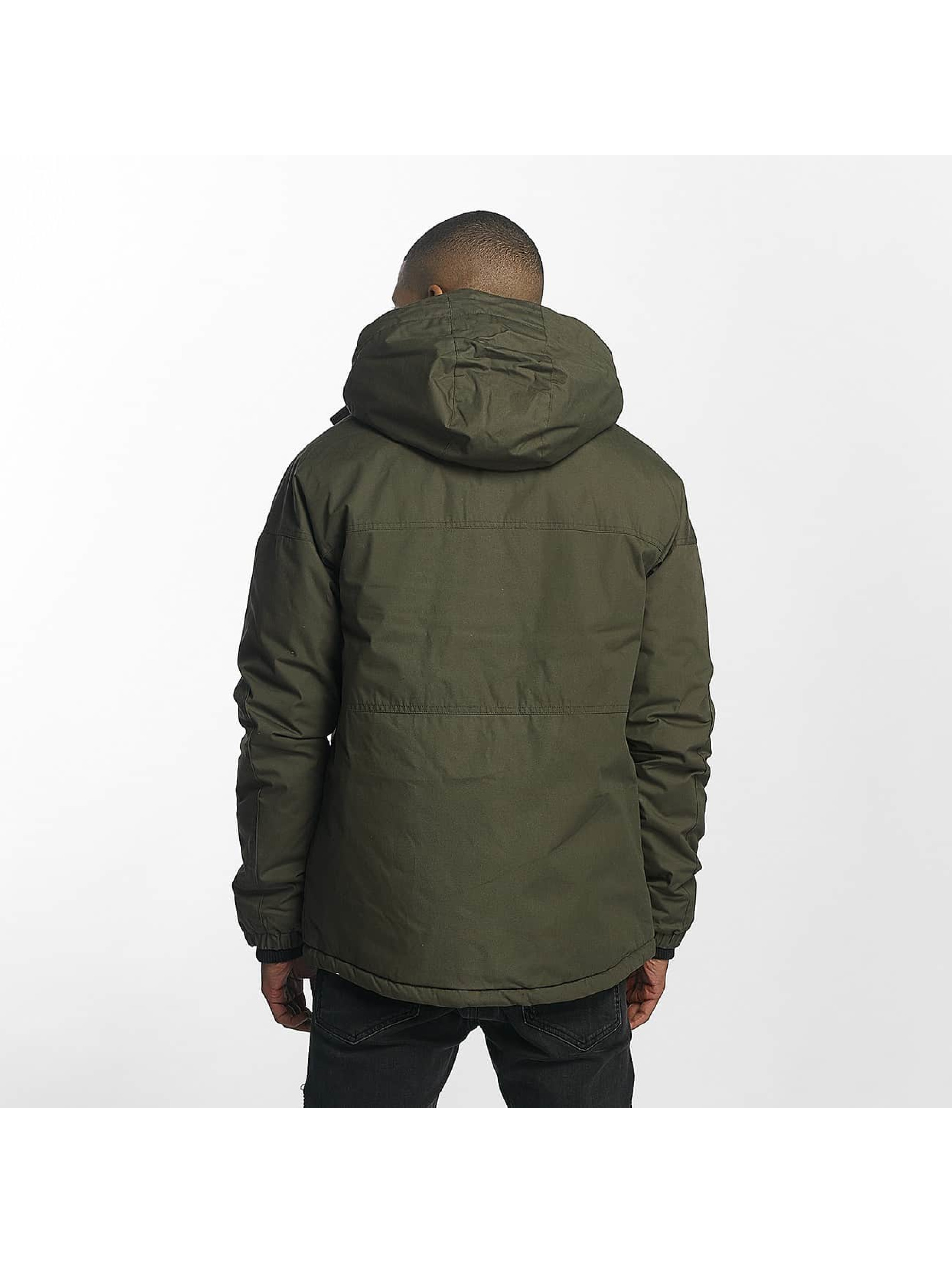 K1X Winter Jacket Urban green