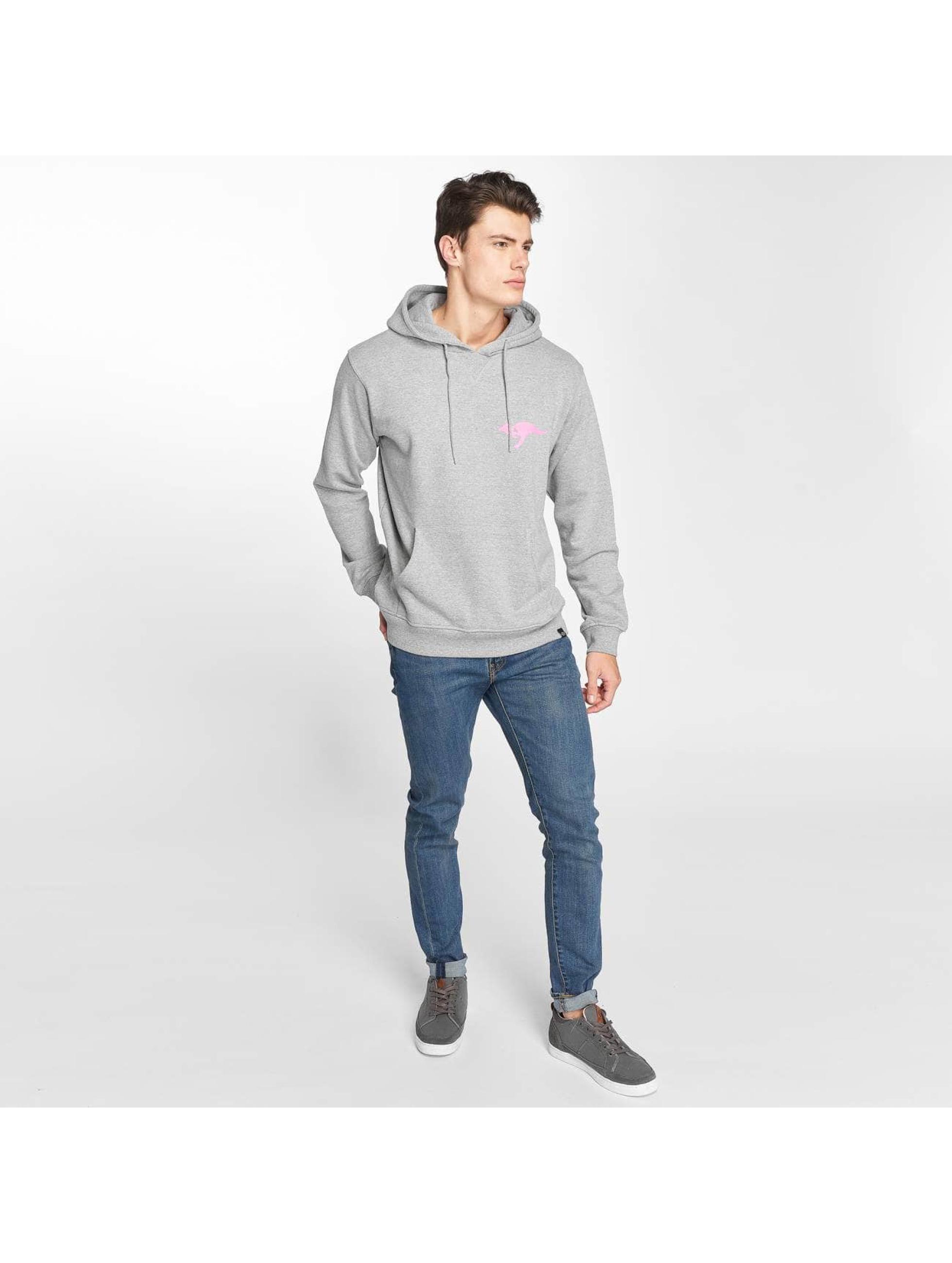 KangaROOS Hoodie Ultimate gray