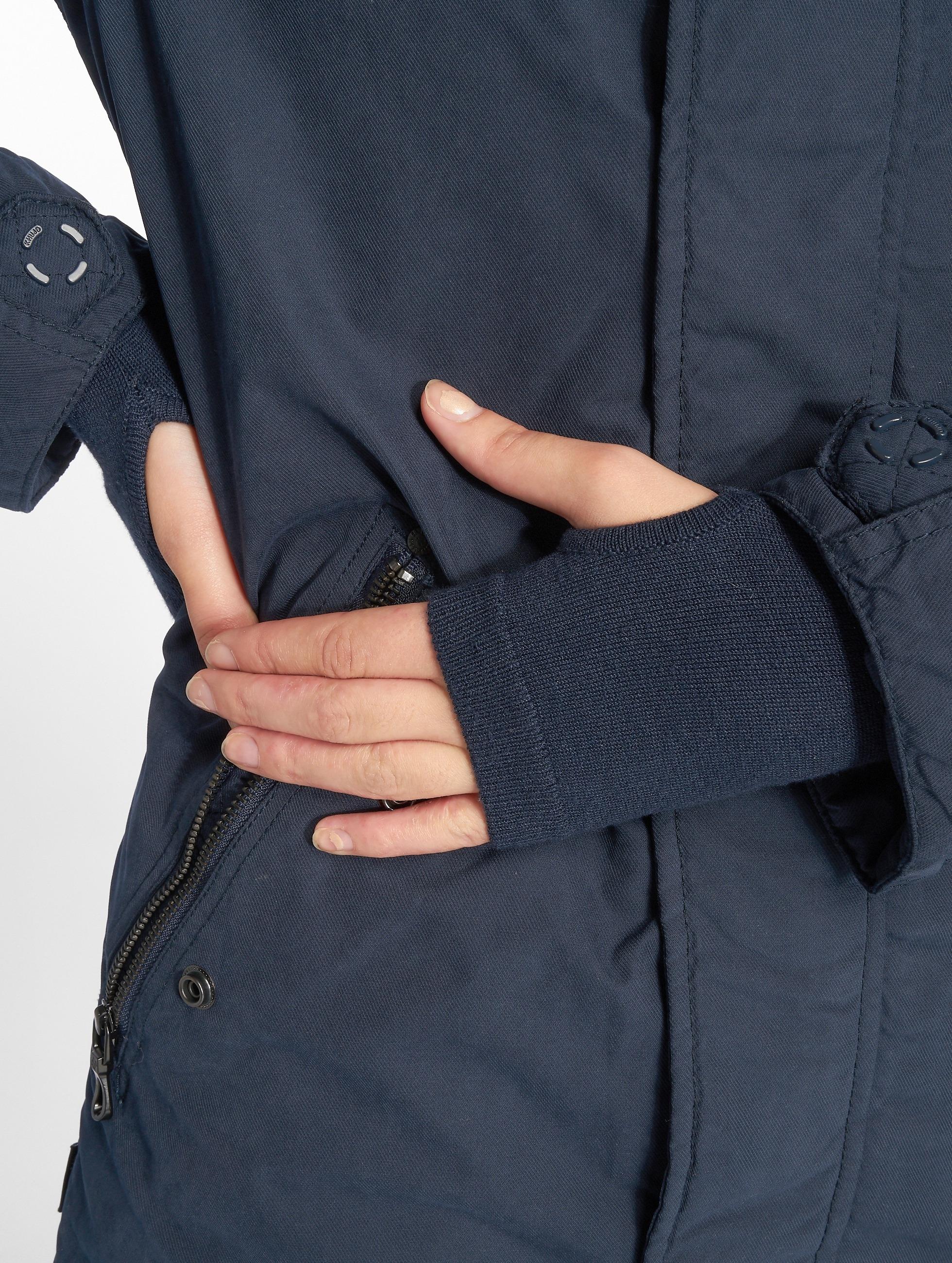 Khujo Lightweight Jacket Kourtney blue