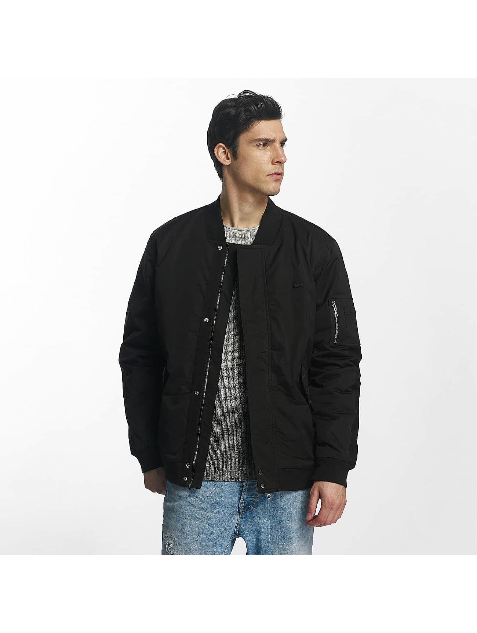 Lacoste Classic Bomber jacket Classic Blouson black