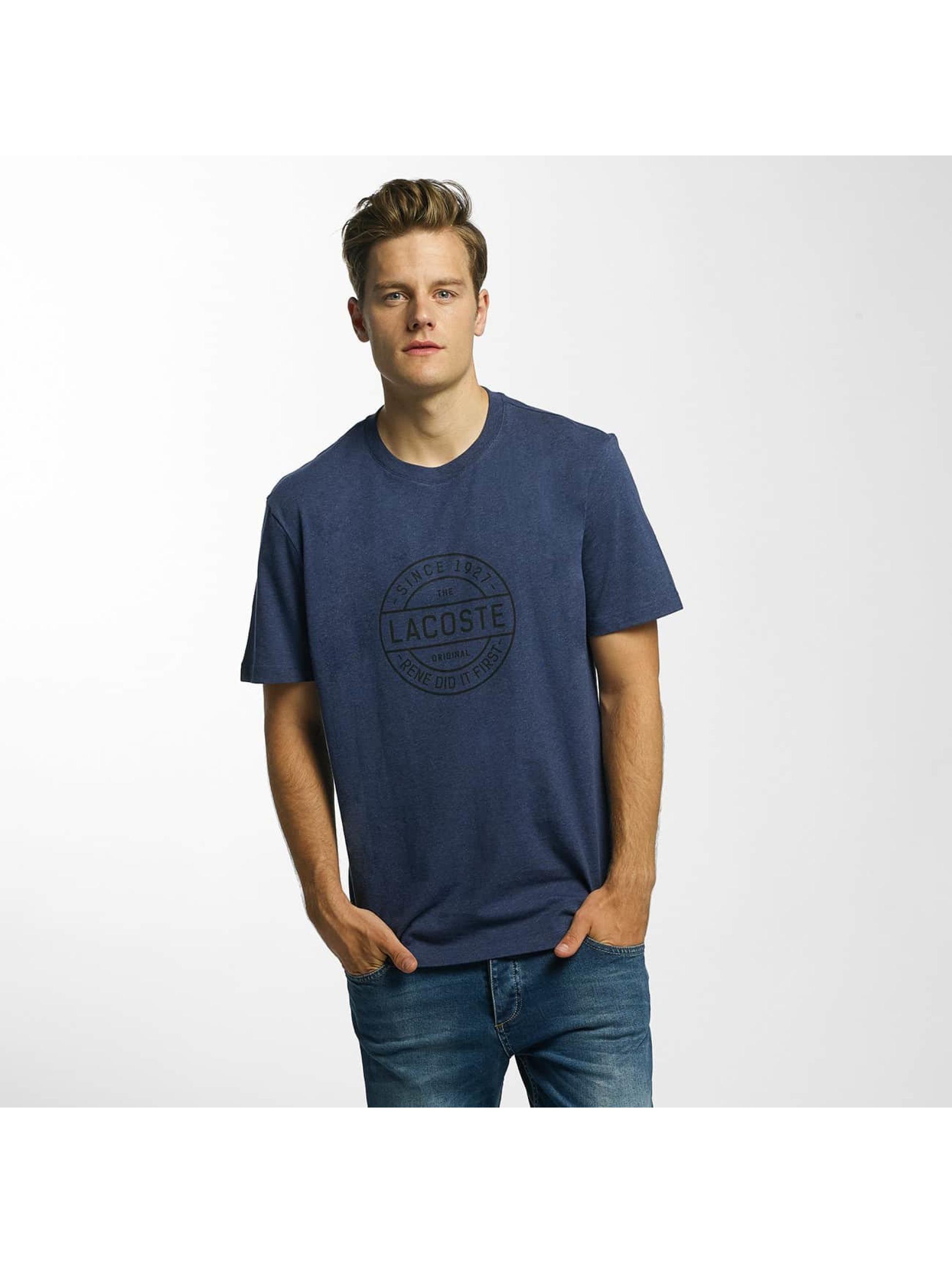 Lacoste Classic T-Shirt Original blue
