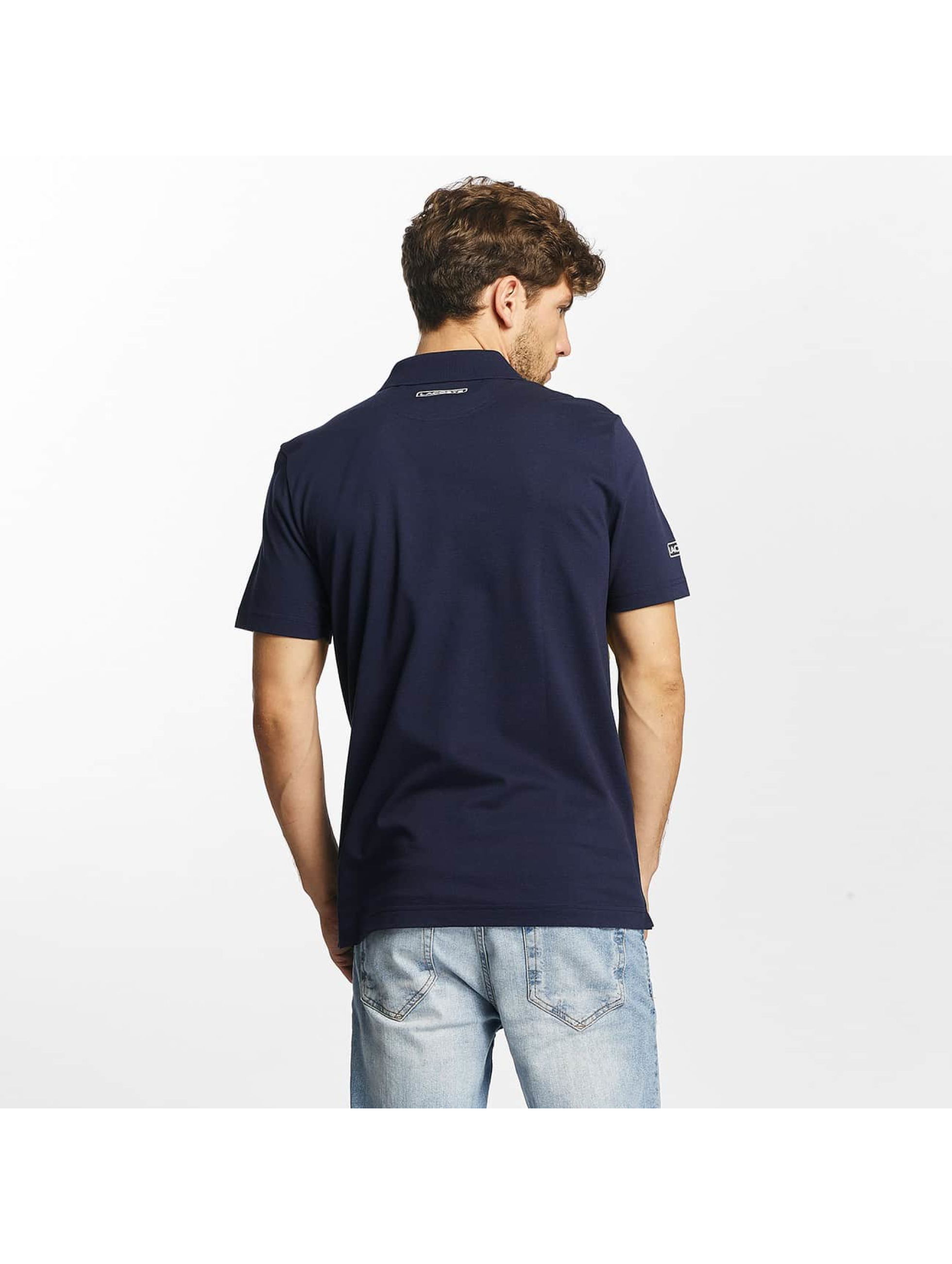 Lacoste Poloshirt SHort Sleeved Ribbed Collar colored