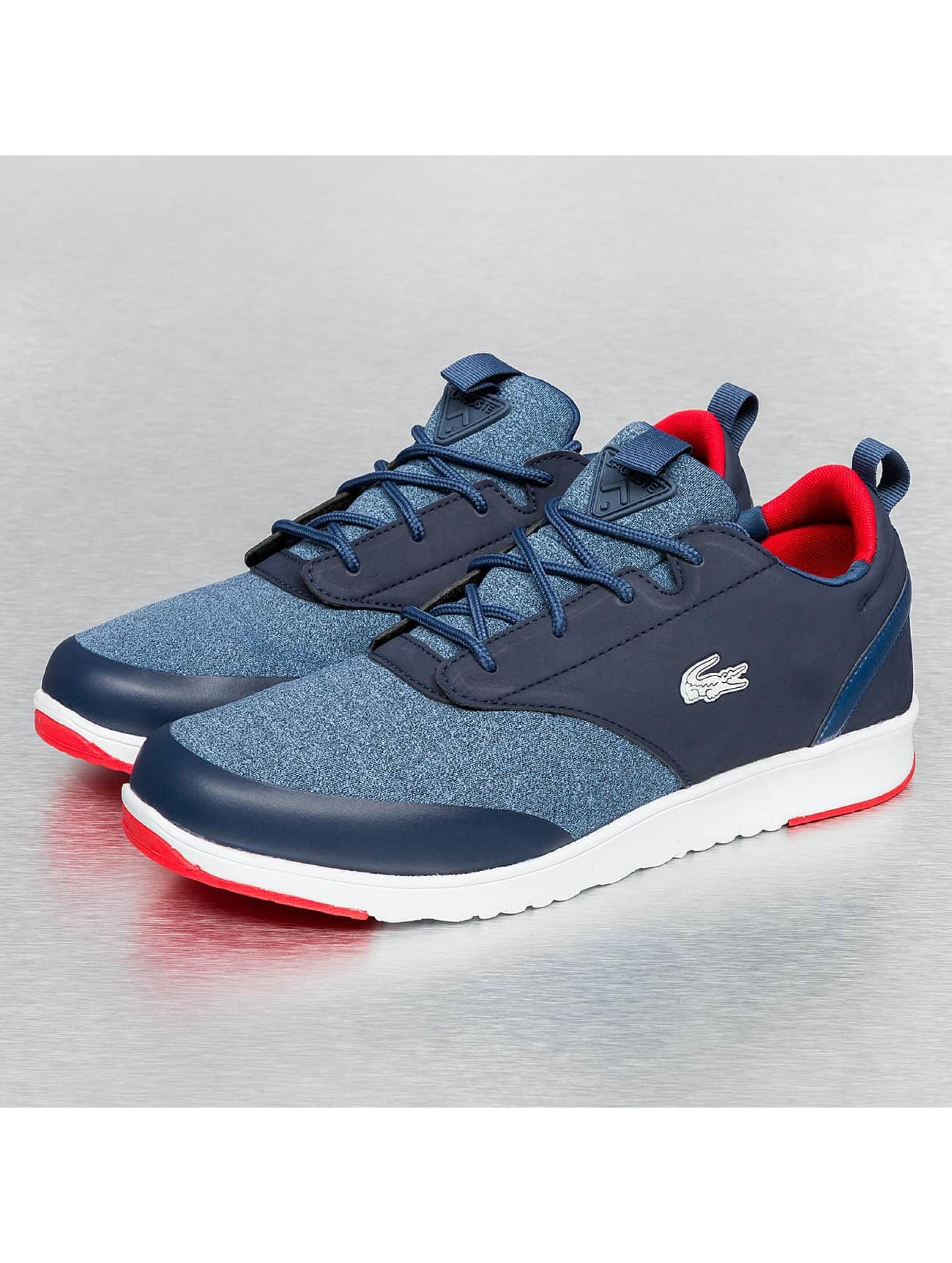 lacoste sneaker light 20 wmp spm in blau 208298
