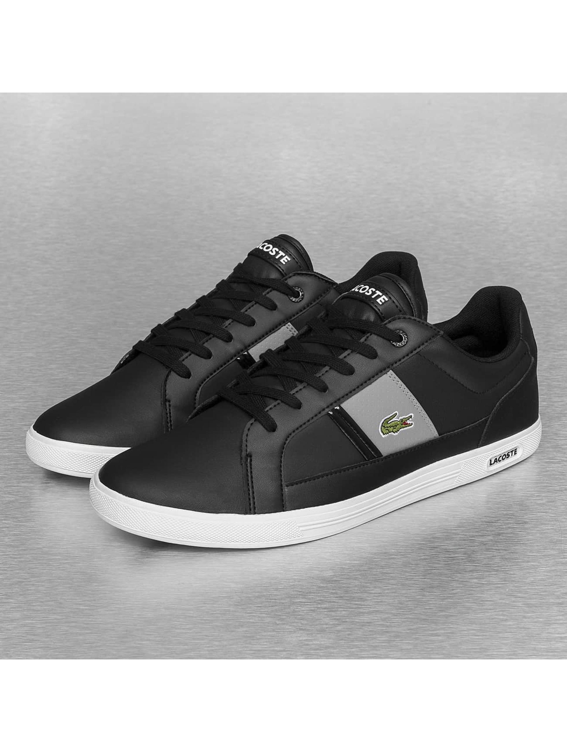 lacoste herren sneaker europa lcr3 spm in schwarz 255202. Black Bedroom Furniture Sets. Home Design Ideas