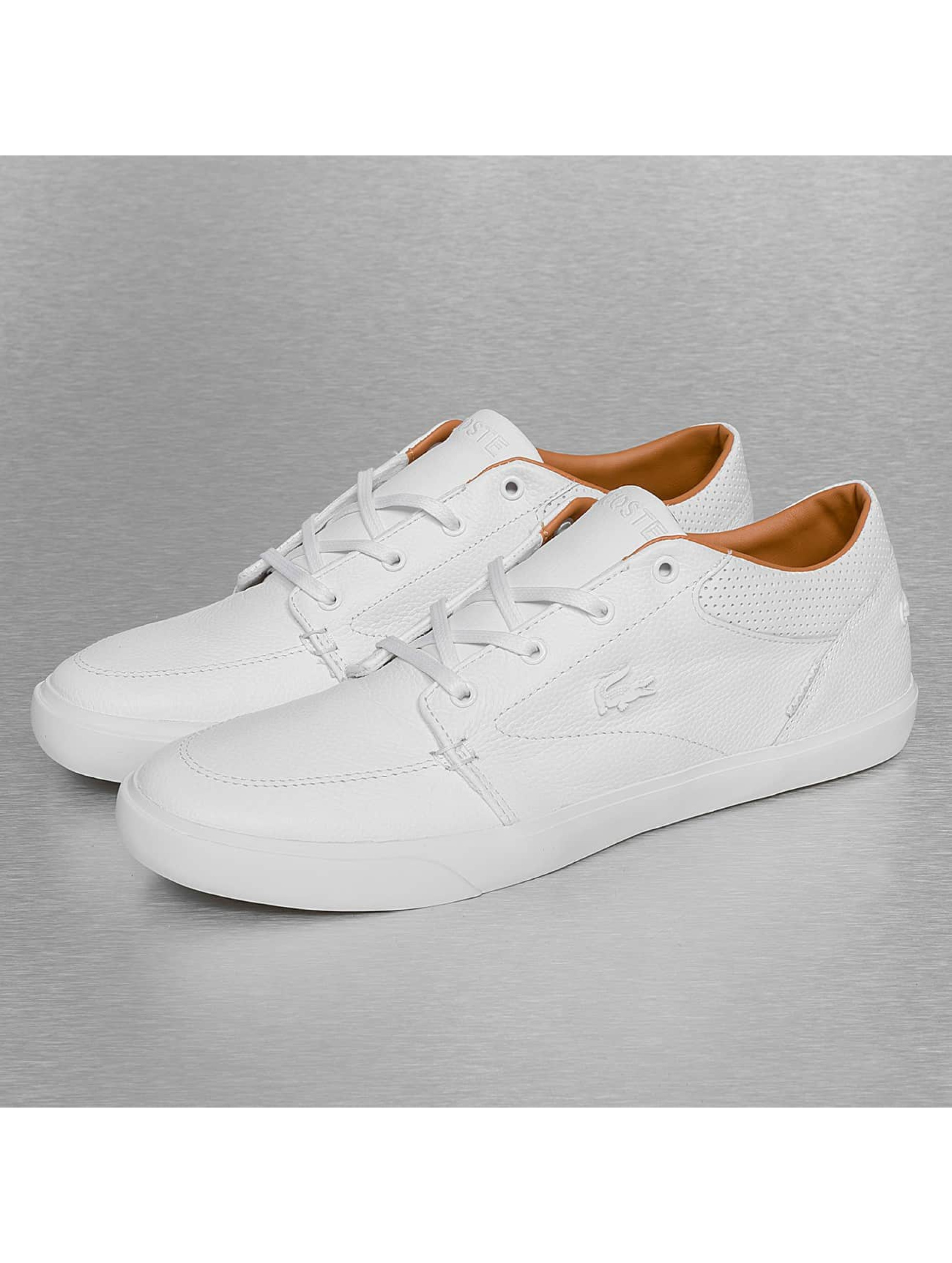 Lacoste Sneakers Dames Wit