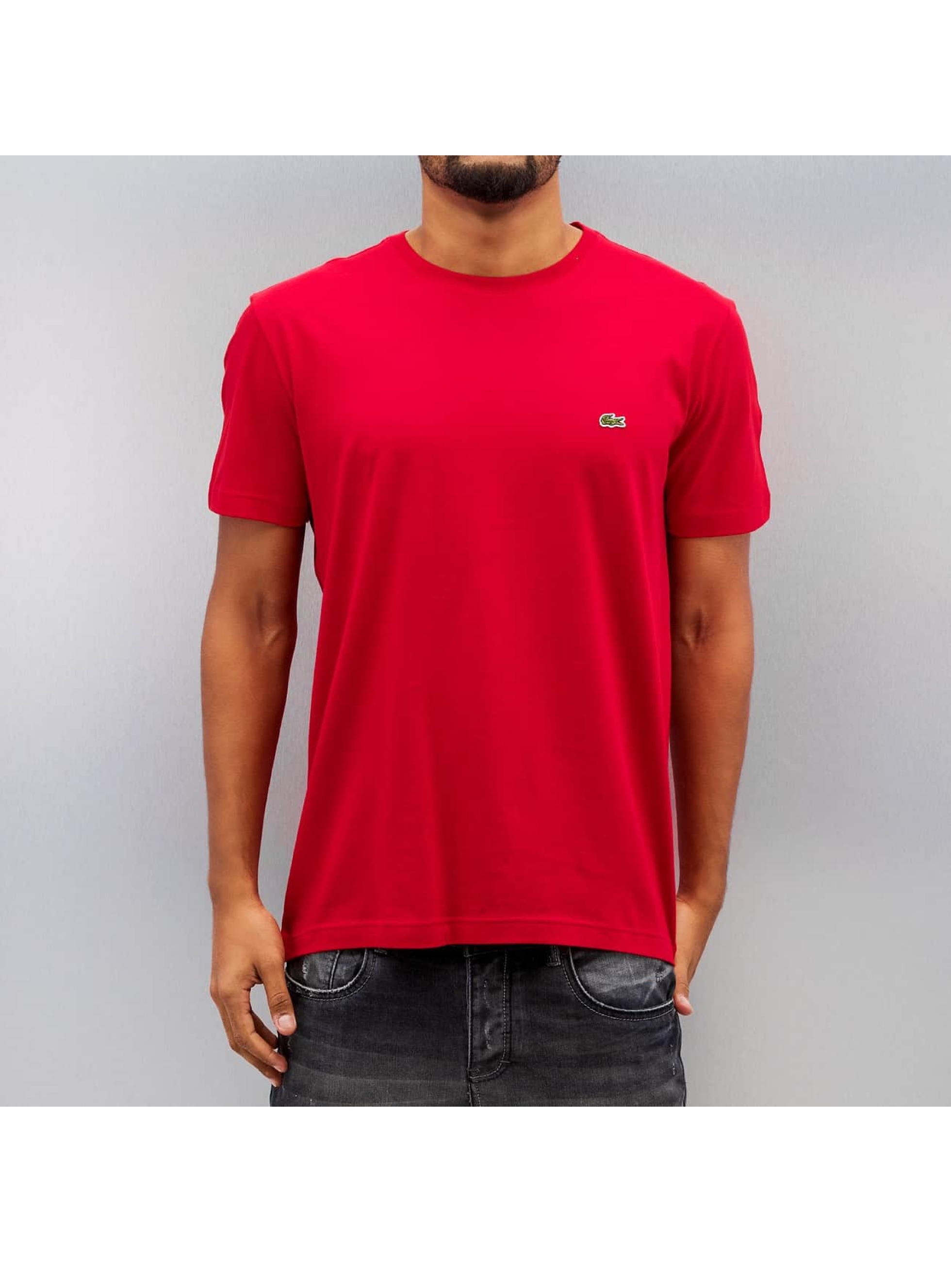 Lacoste T-Shirt Classic red