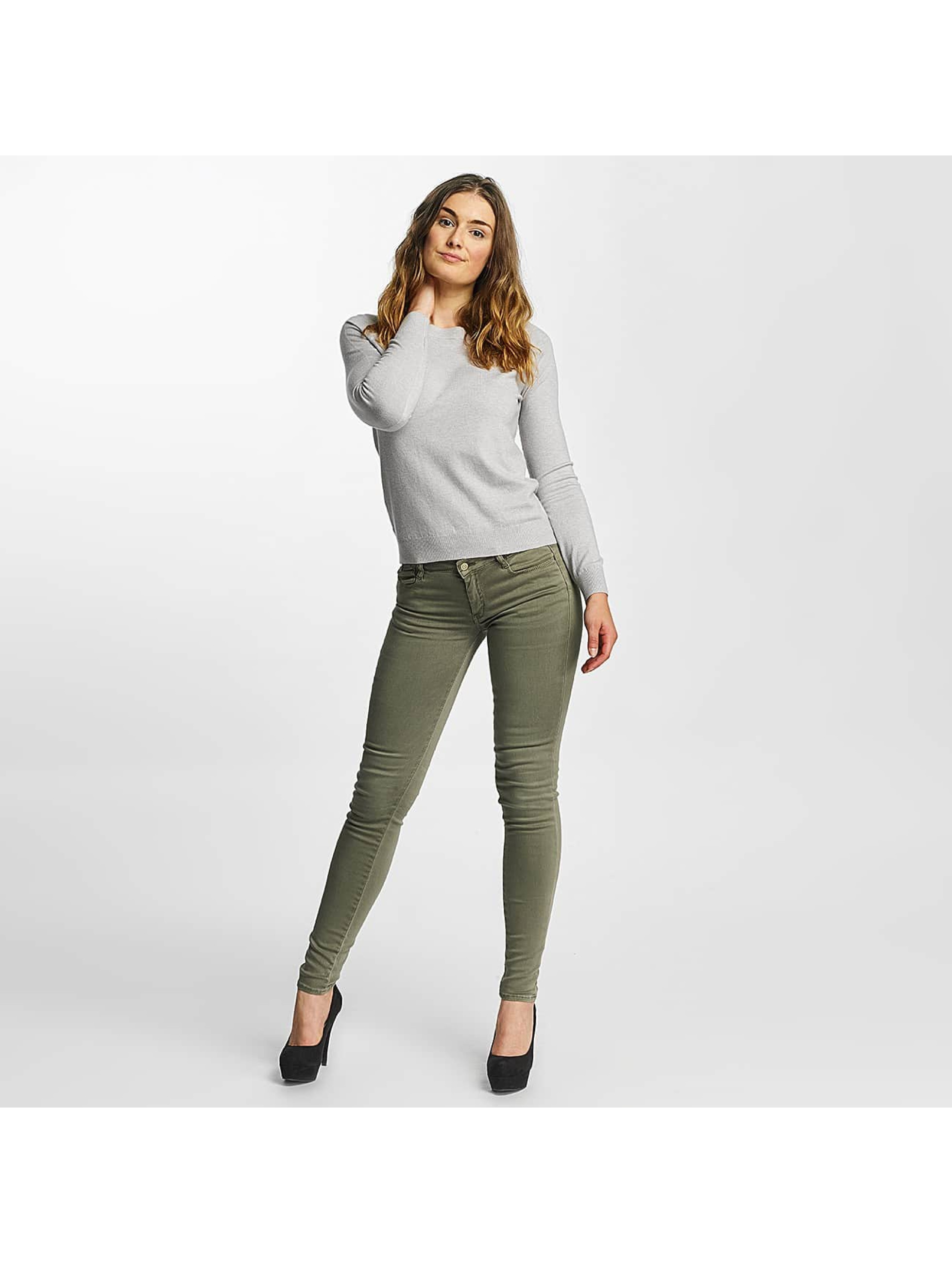Le Temps Des Cerises Slim Fit Jeans Ultrapower khaki