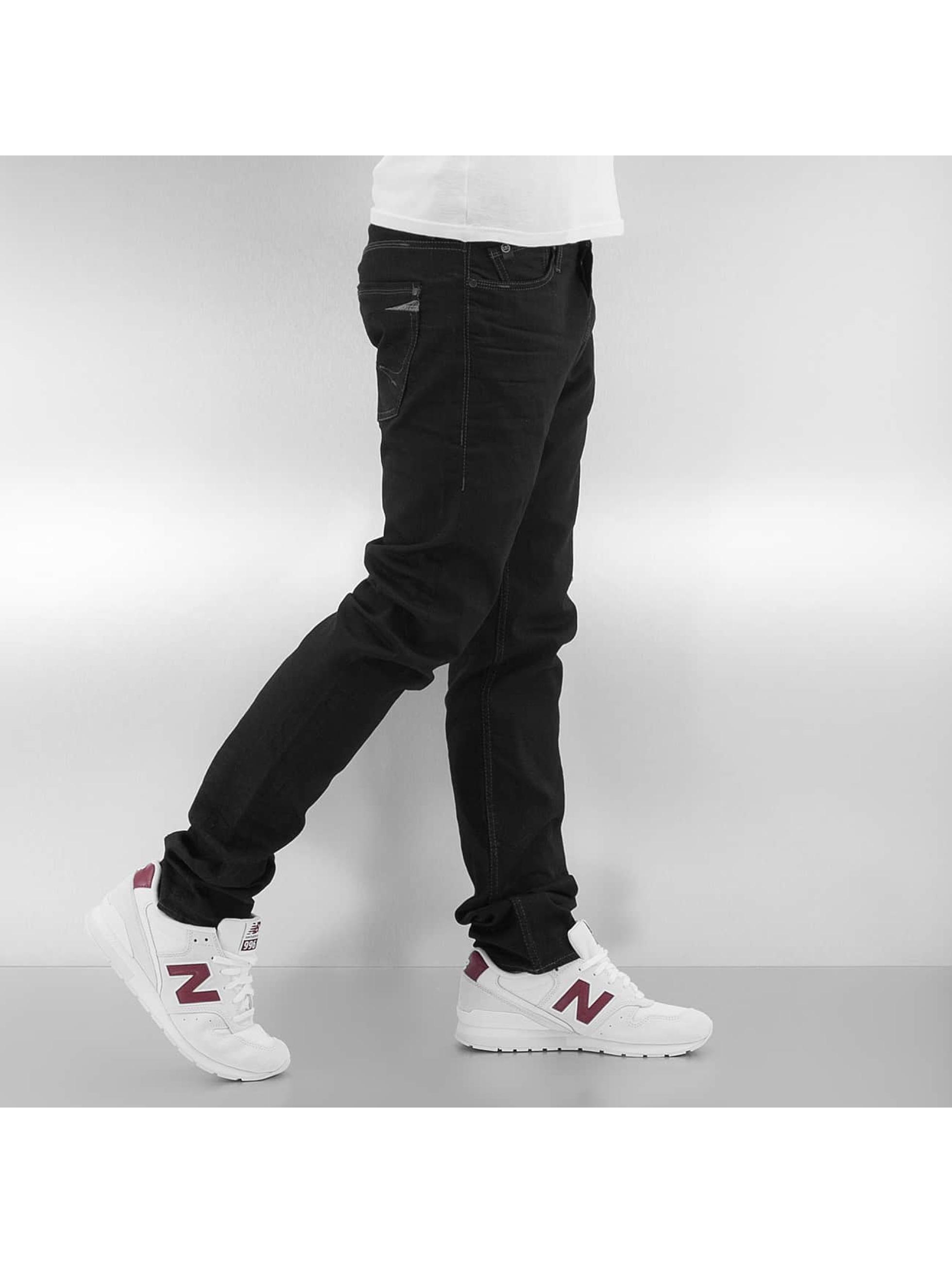 Le Temps Des Cerises Straight Fit Jeans 711 Basic black