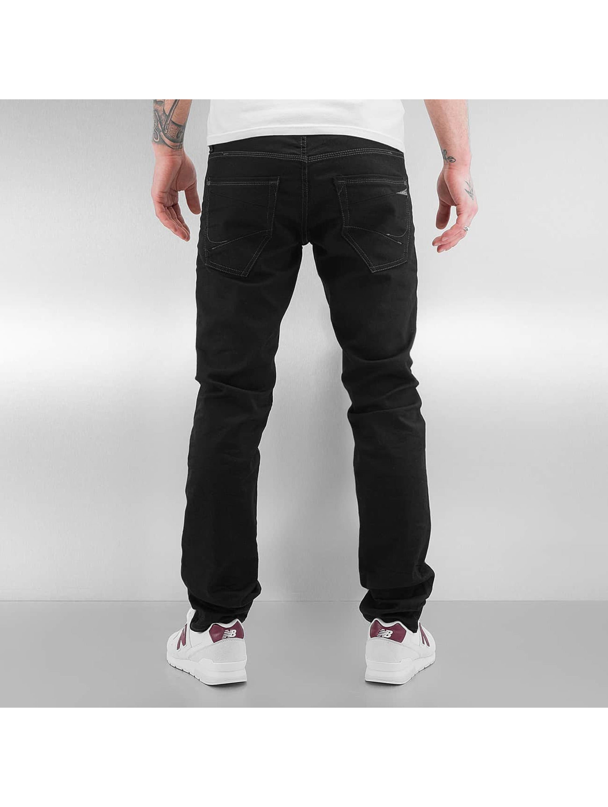 Le Temps Des Cerises Straight Fit Jeans 711 Basic black