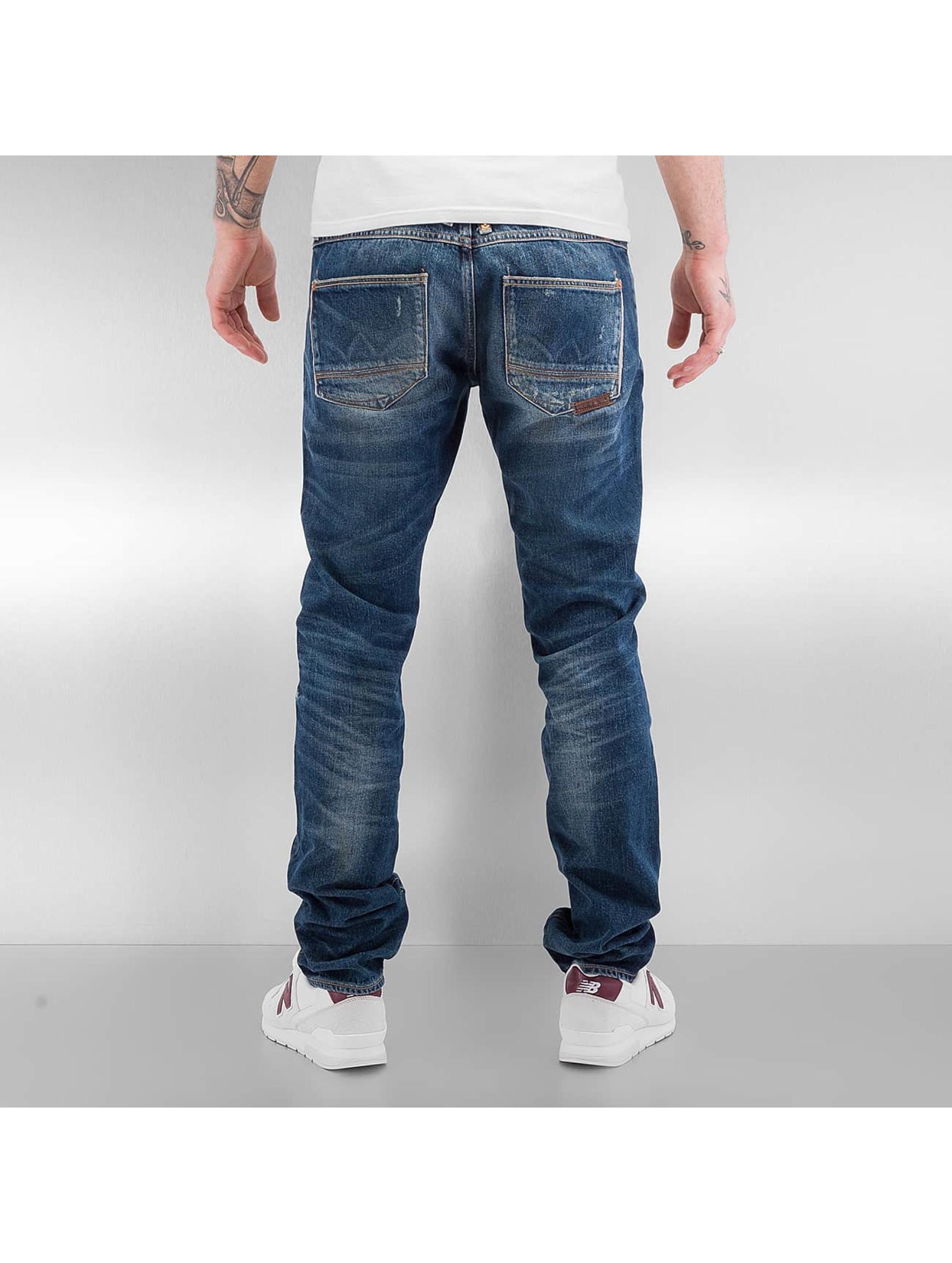 Le Temps Des Cerises Straight Fit Jeans 711 Daze blue