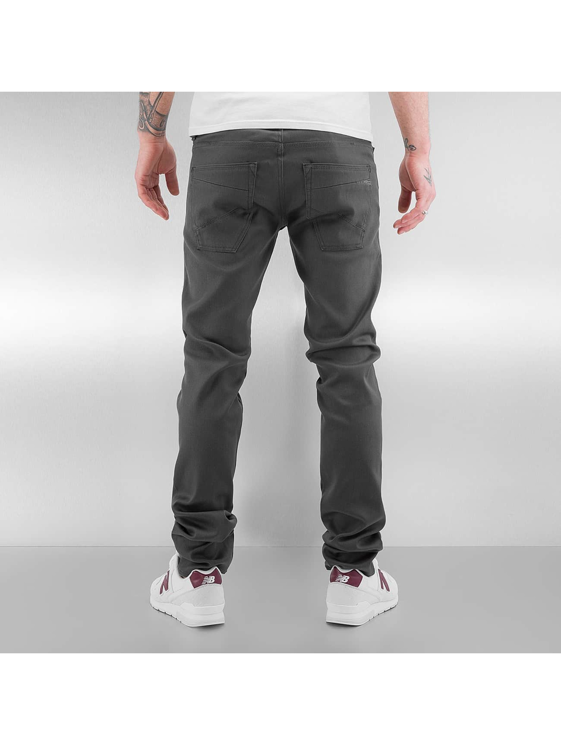 Le Temps Des Cerises Straight Fit Jeans 711 Basic gray