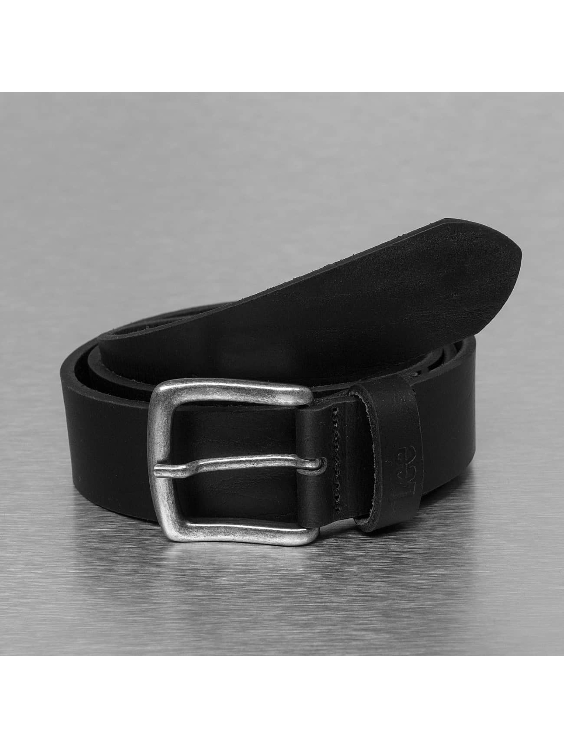 Lee Belt Grained black