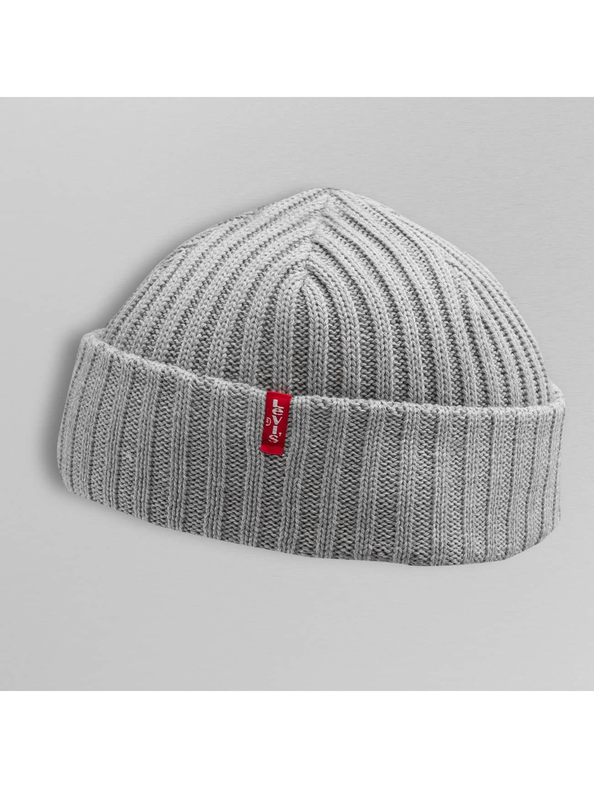 Levi's® Hat-1 Ribbed gray