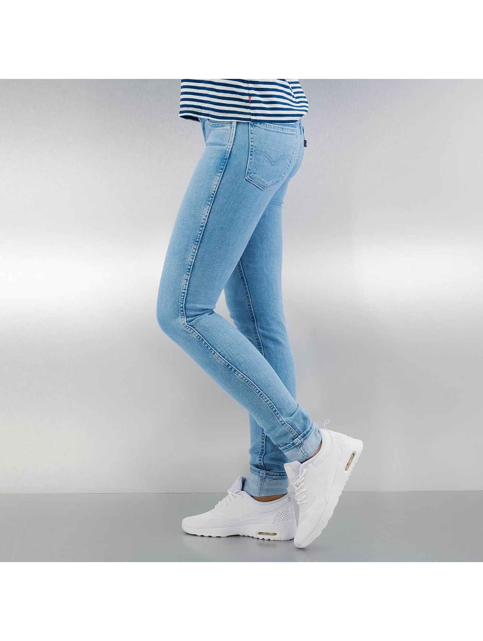 Levi's® Skinny Jeans Line 8 Mid blue
