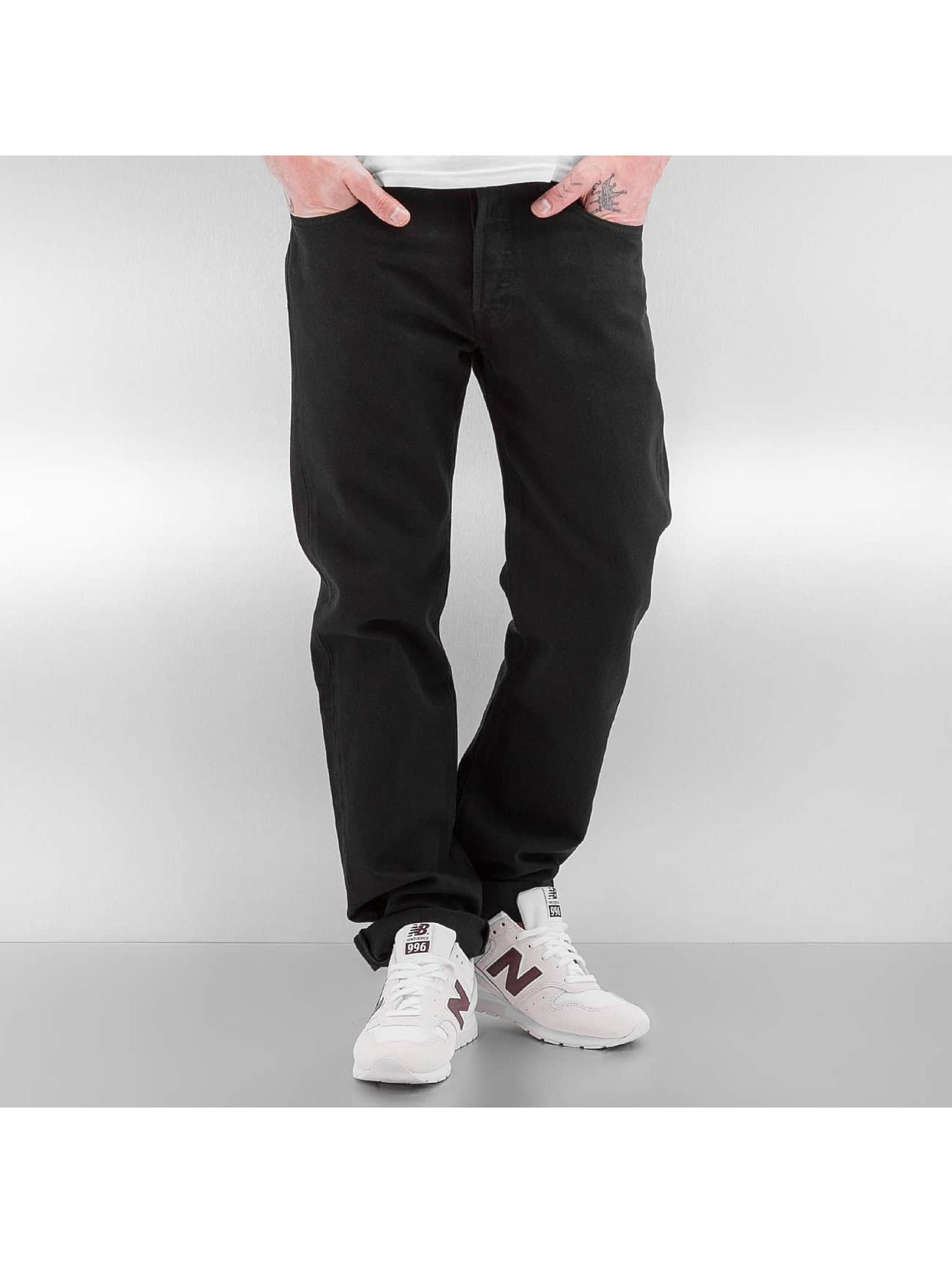 Levi's® Straight Fit Jeans 501 black