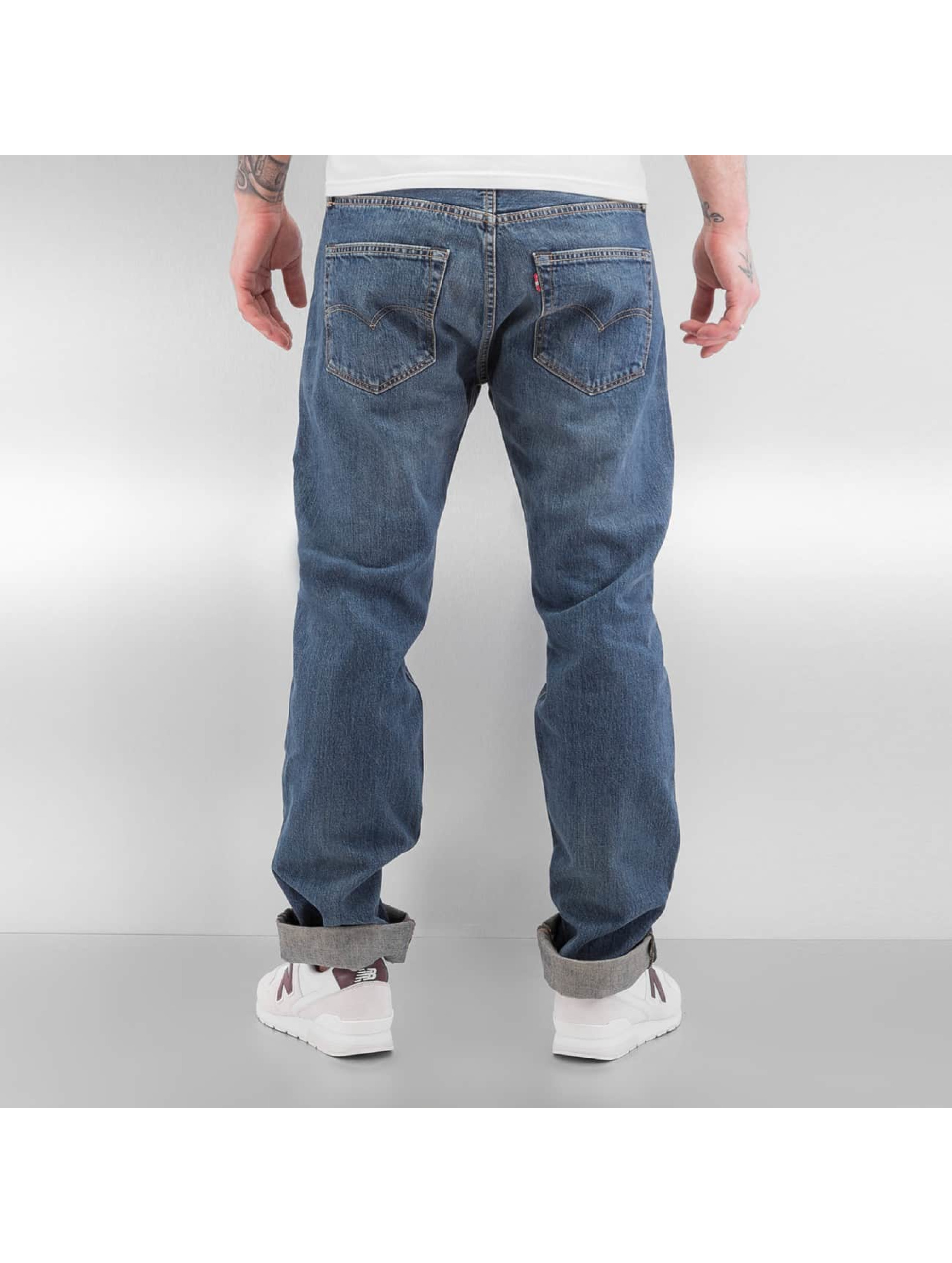 Levi's® Straight Fit Jeans 501 blue