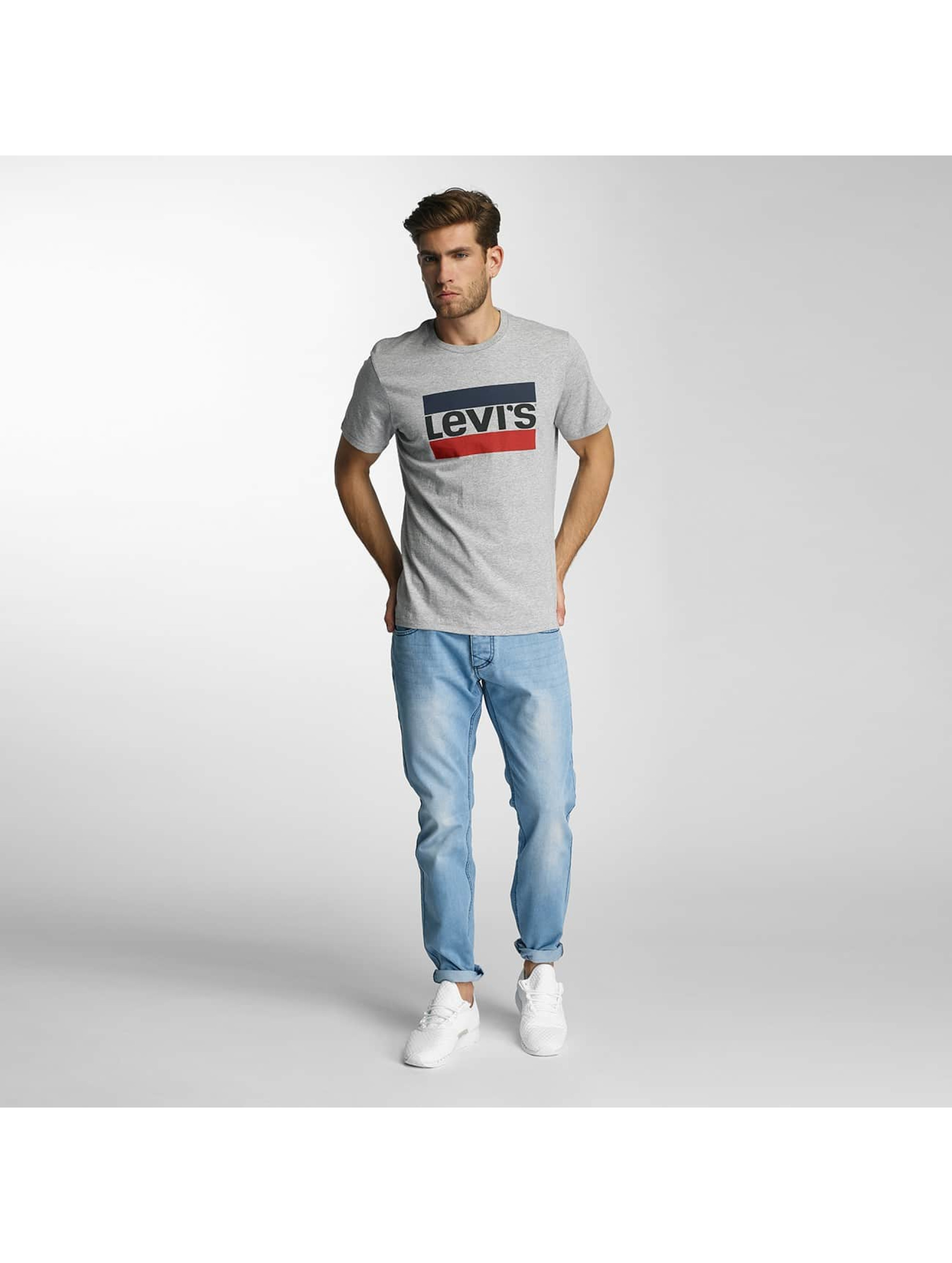 Levi's® T-Shirt Sportswear Logo Graphic gray