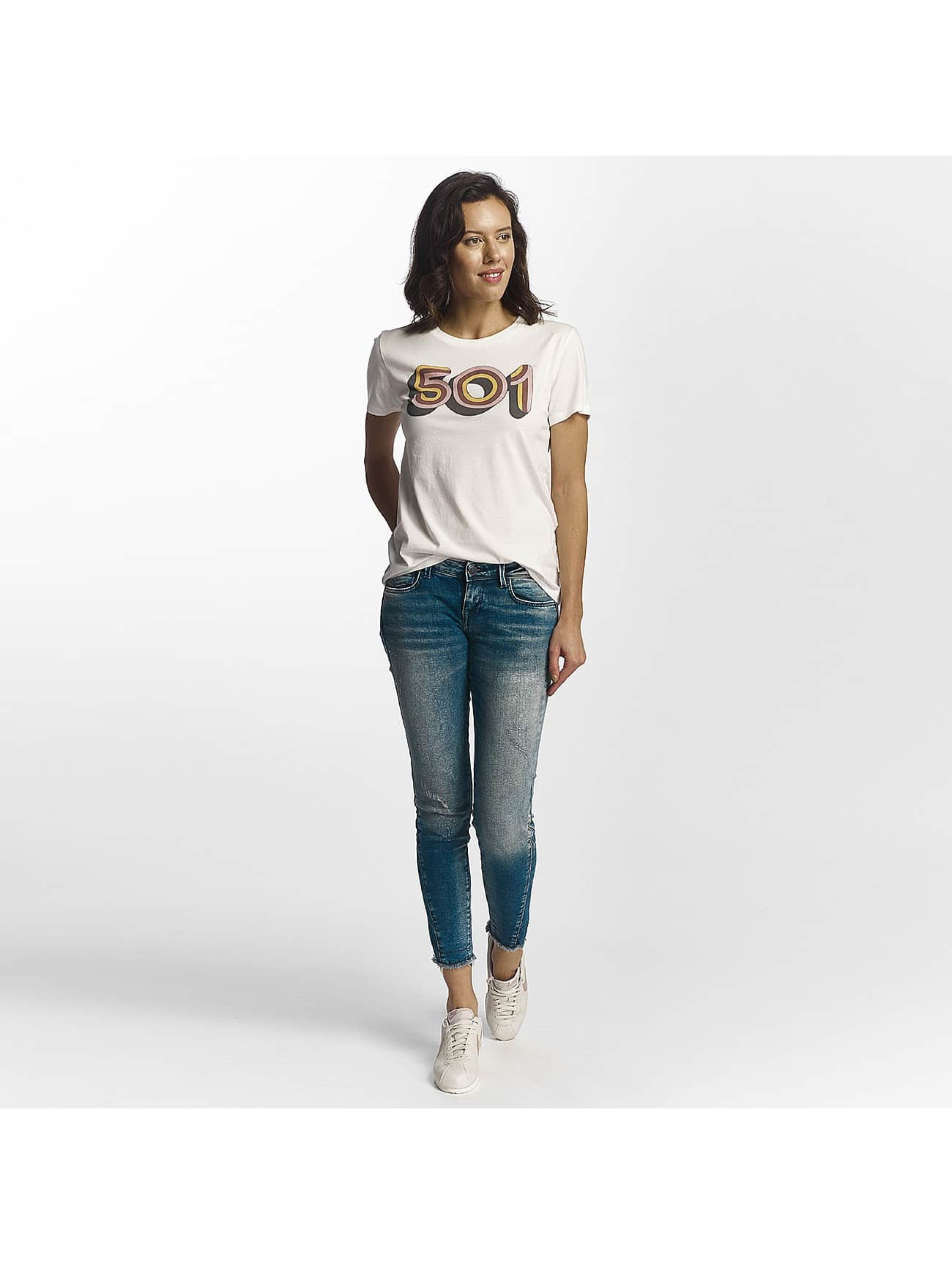 Levi's® T-Shirt Retro 501 white