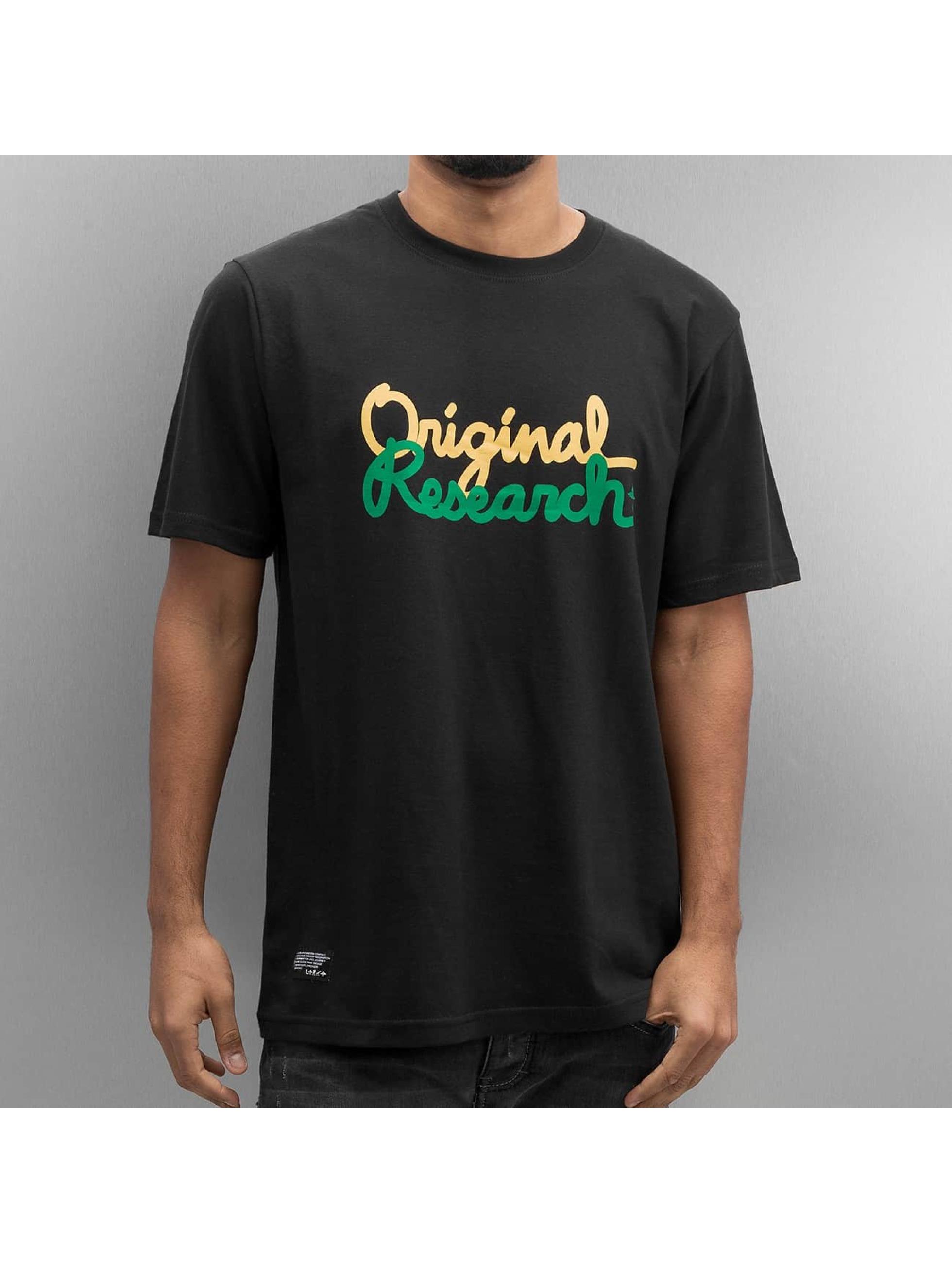 LRG T-Shirt Original Research Collection black
