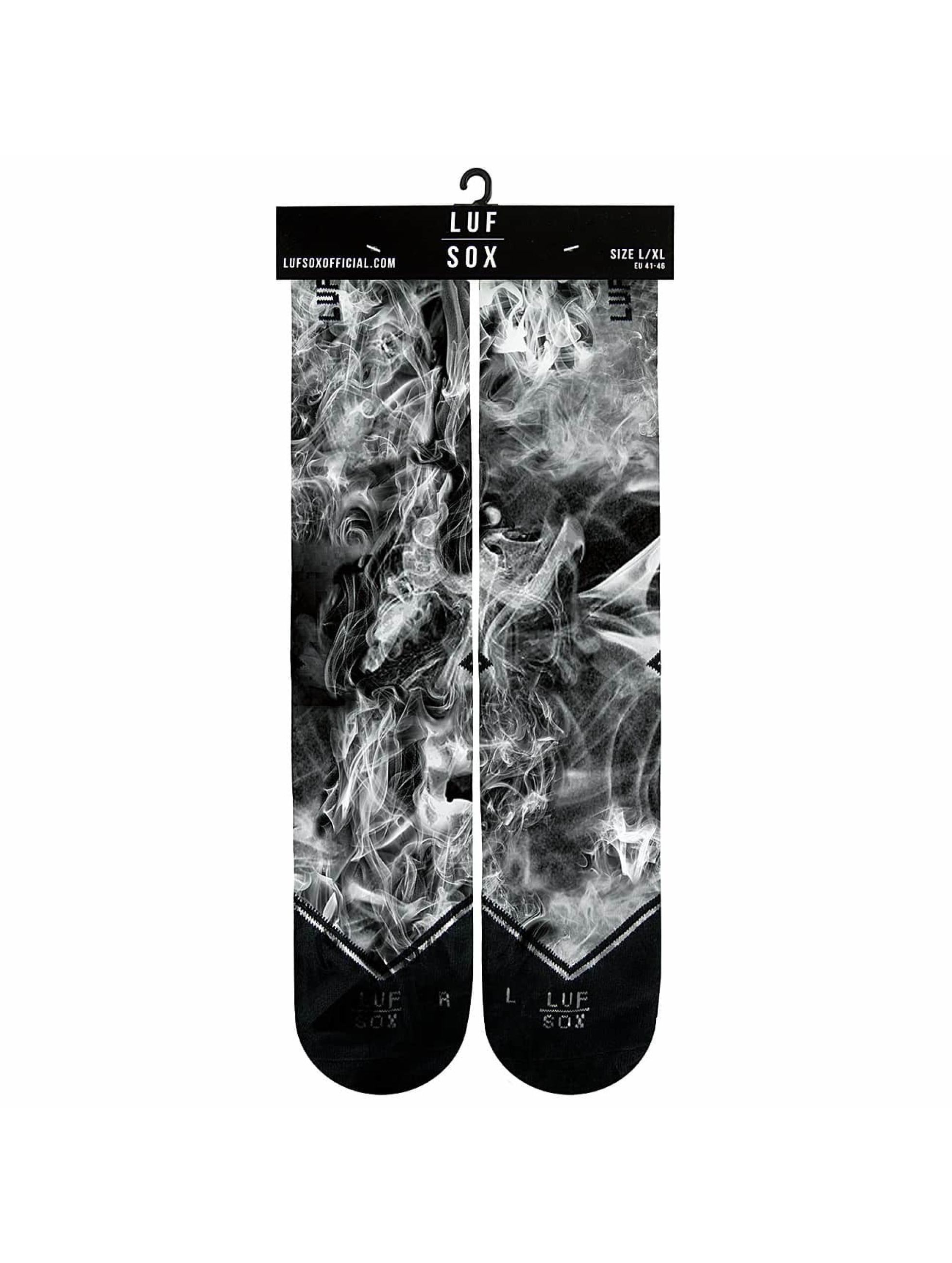 LUF SOX Socks Black Dusk black