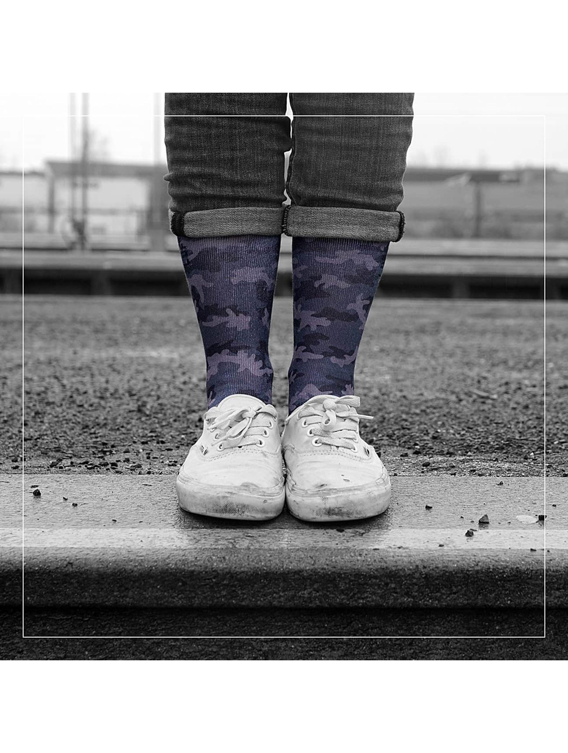 LUF SOX Socks Camo Ash camouflage