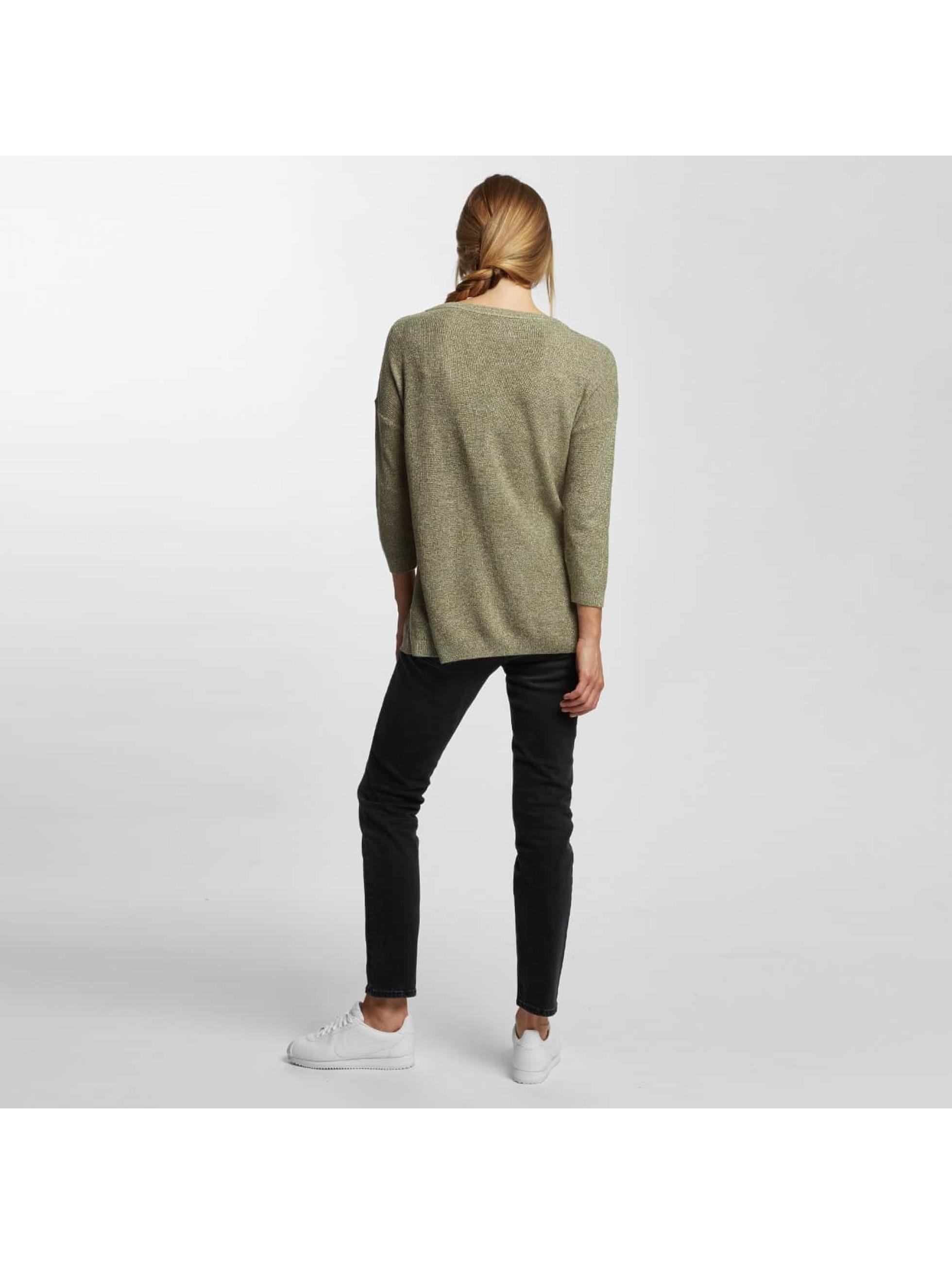 Mavi Jeans Pullover Crew Neck green