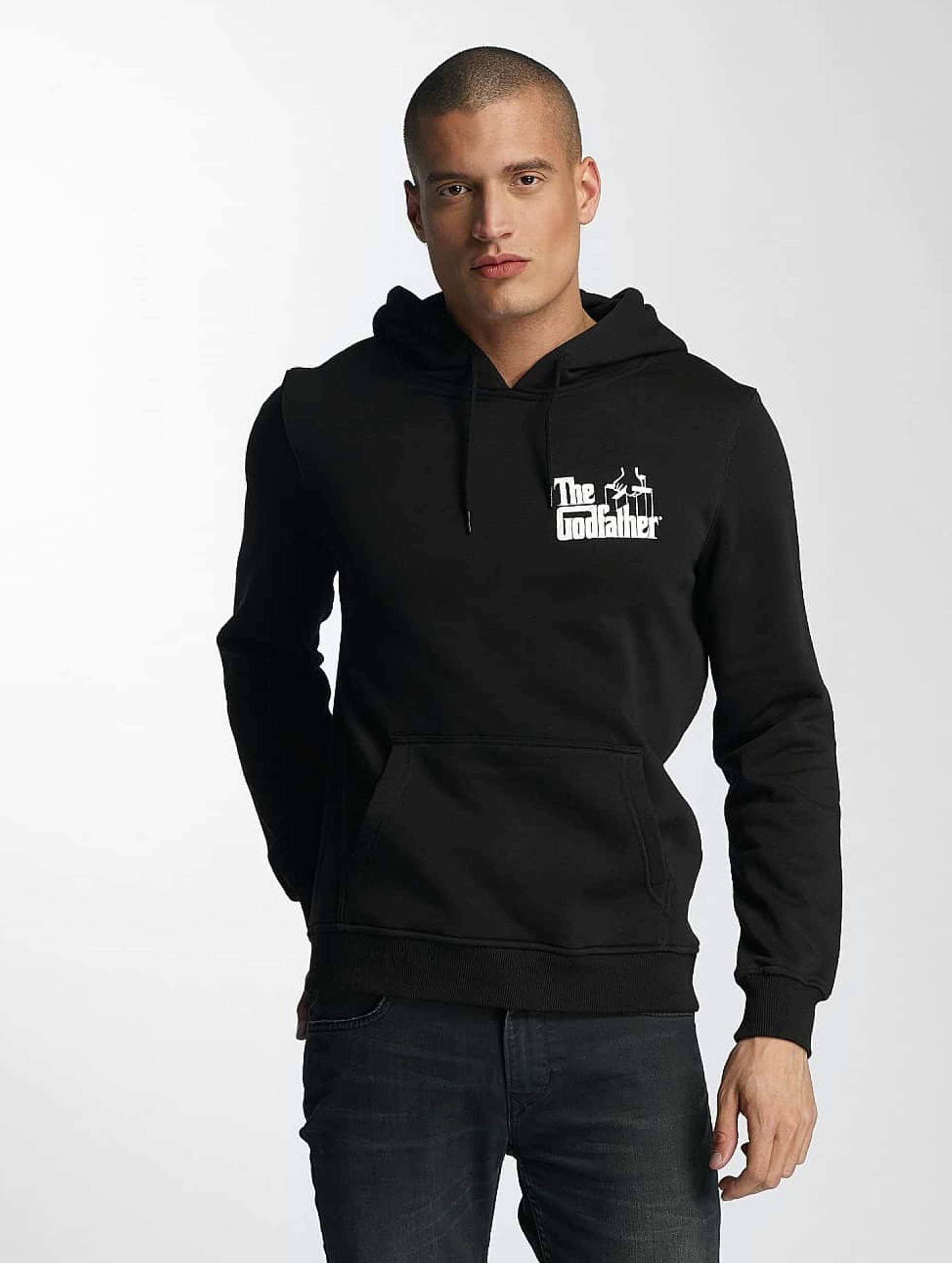 Merchcode Hoodie Godfather Corleone black