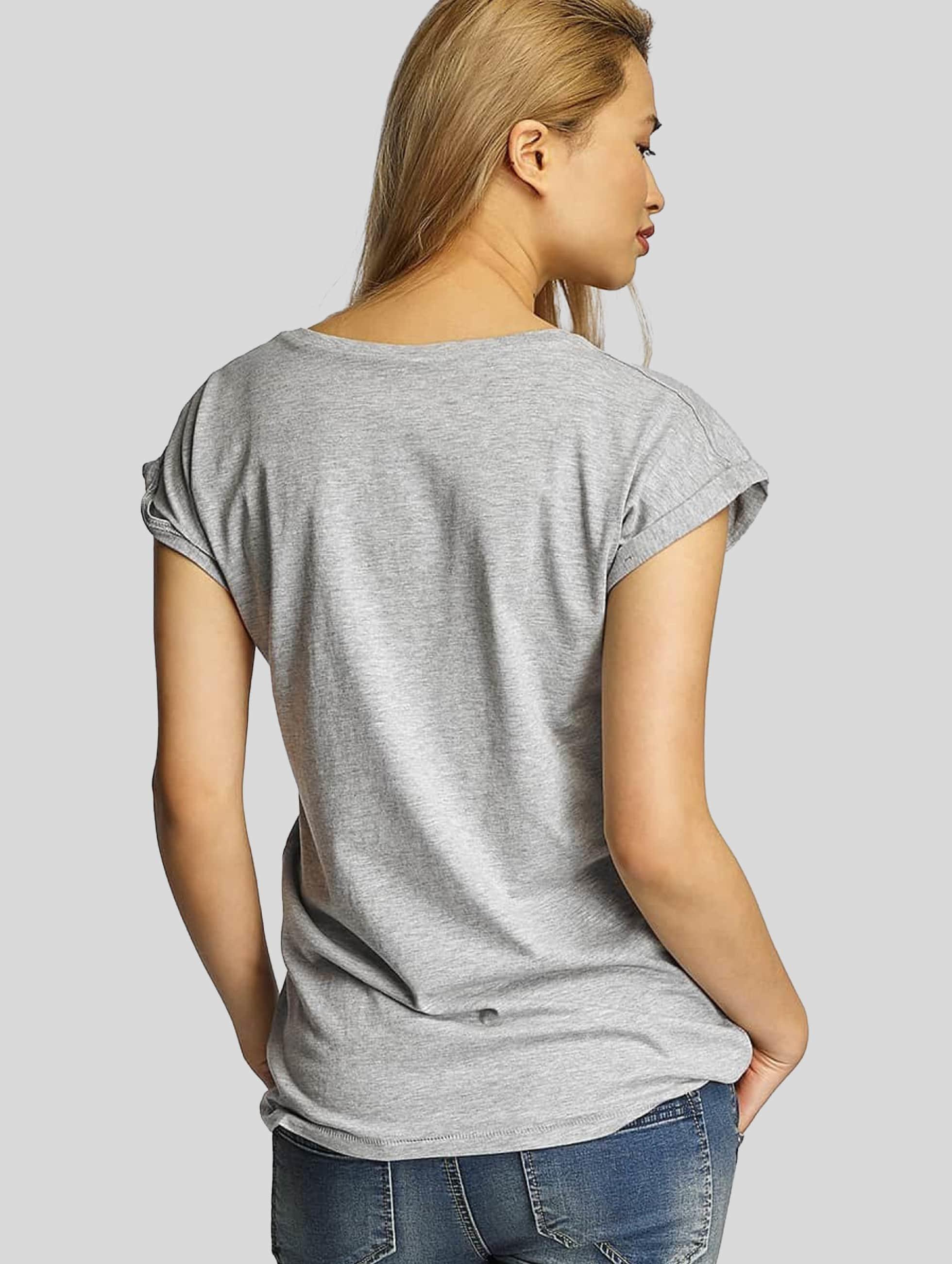 Merchcode T-Shirt Run The Jewels Goldchain gray