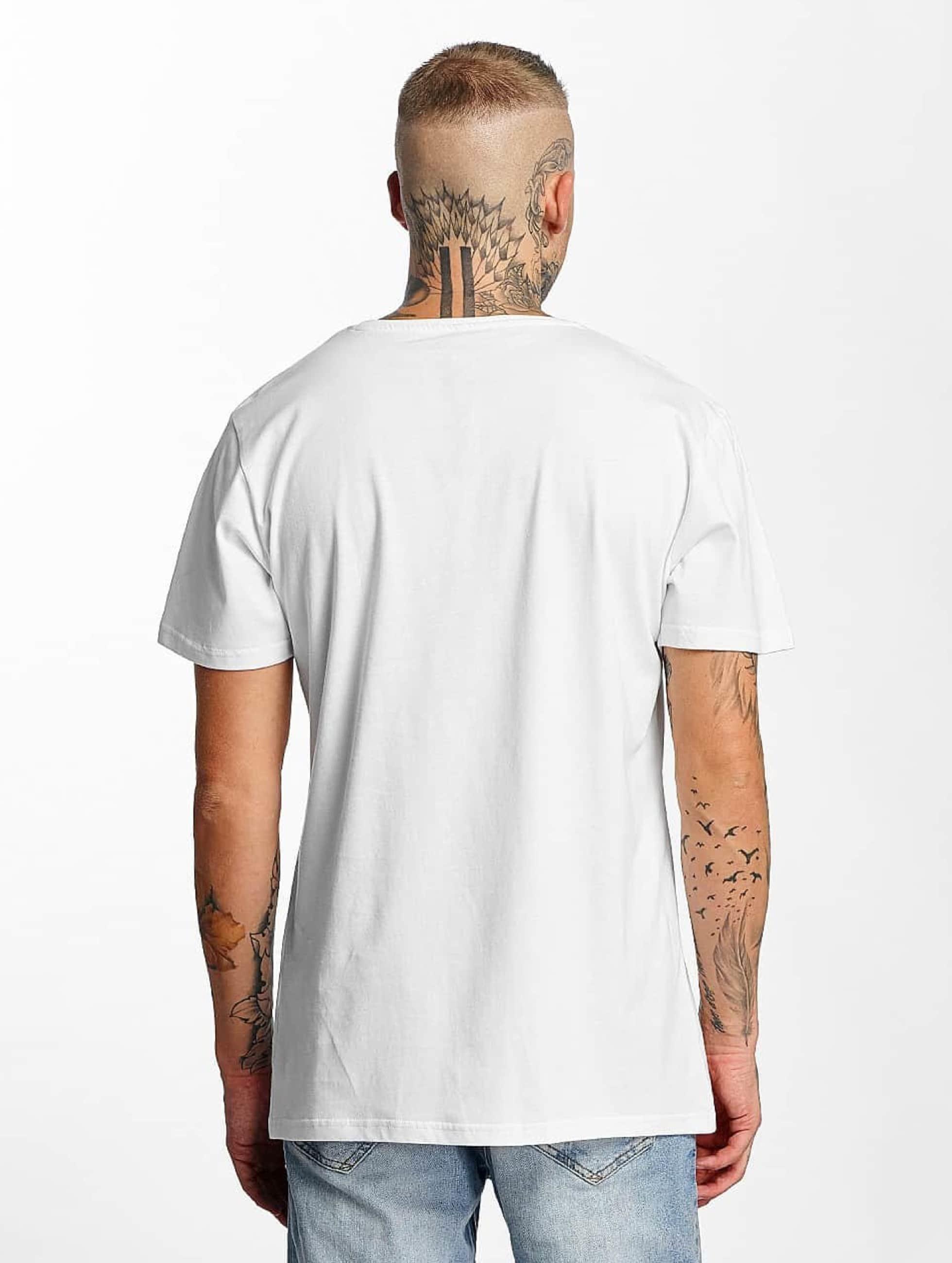 Merchcode T-Shirt Rocky Break white