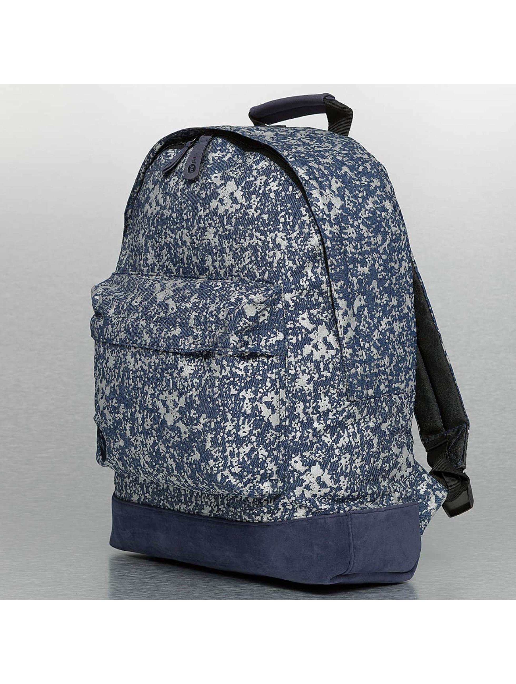 Mi-Pac Backpack Denim Splatter indigo