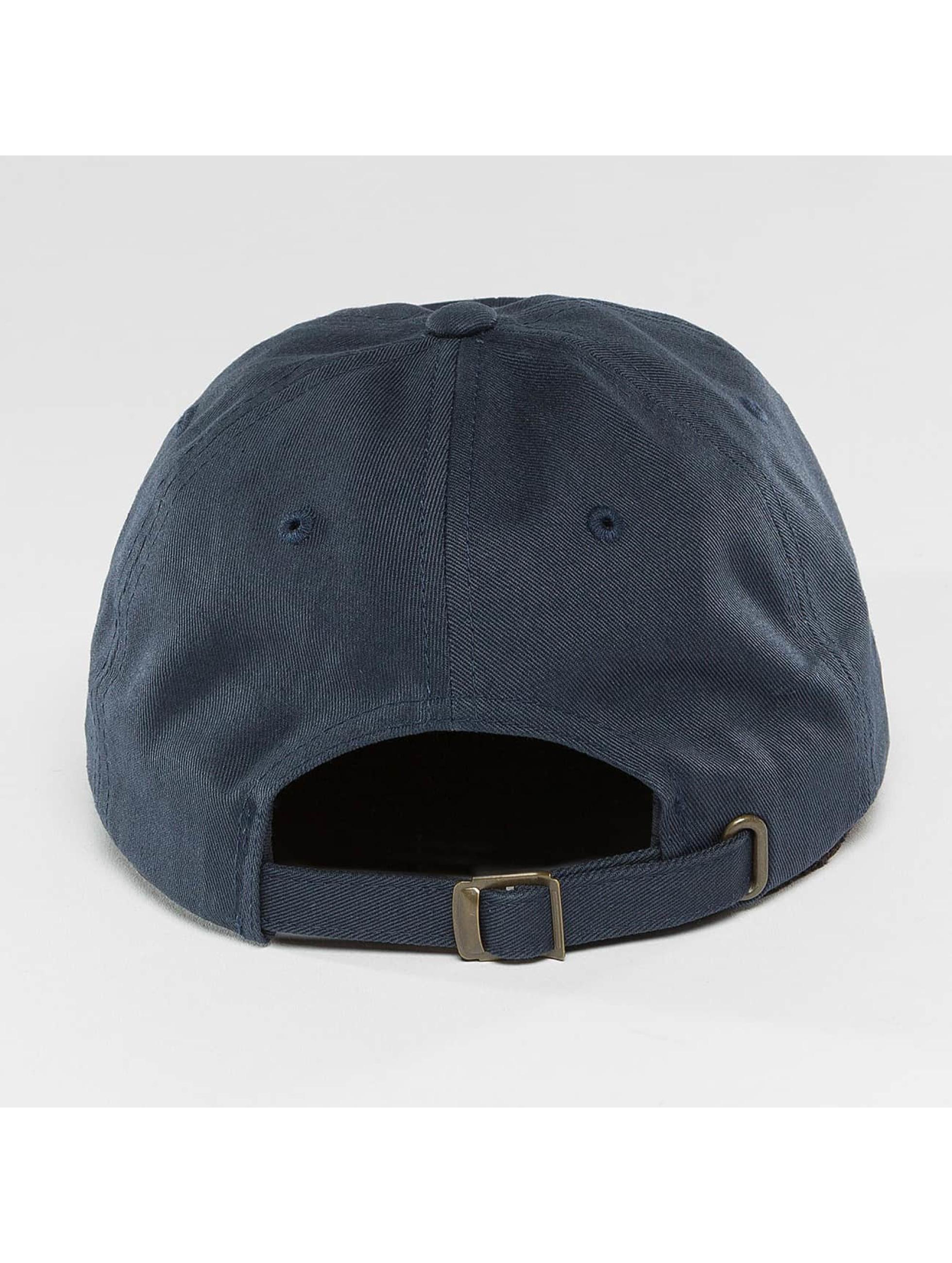 Mister Tee Snapback Cap Message Dad blue