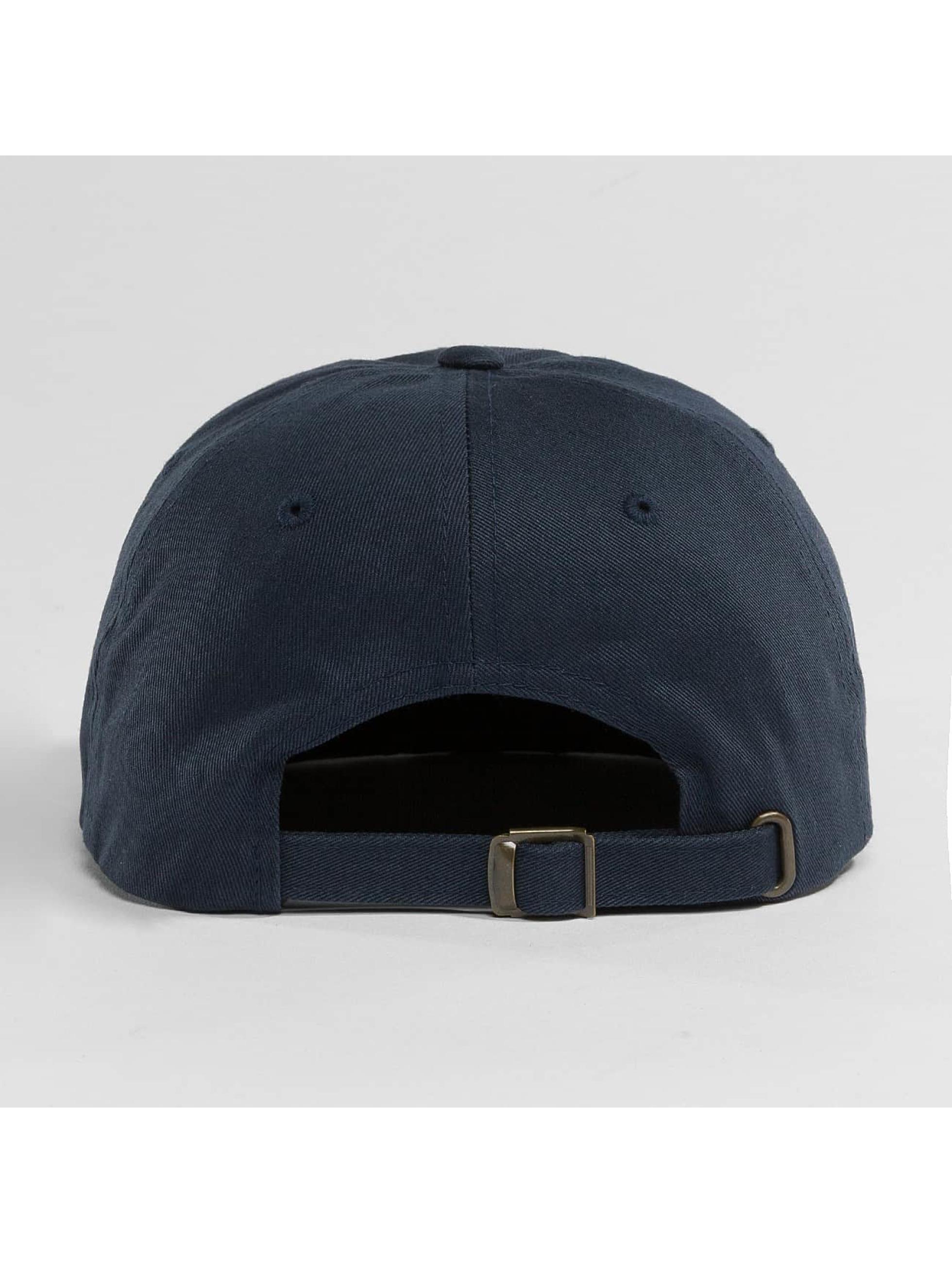 Mister Tee Snapback Cap Notice Dad blue