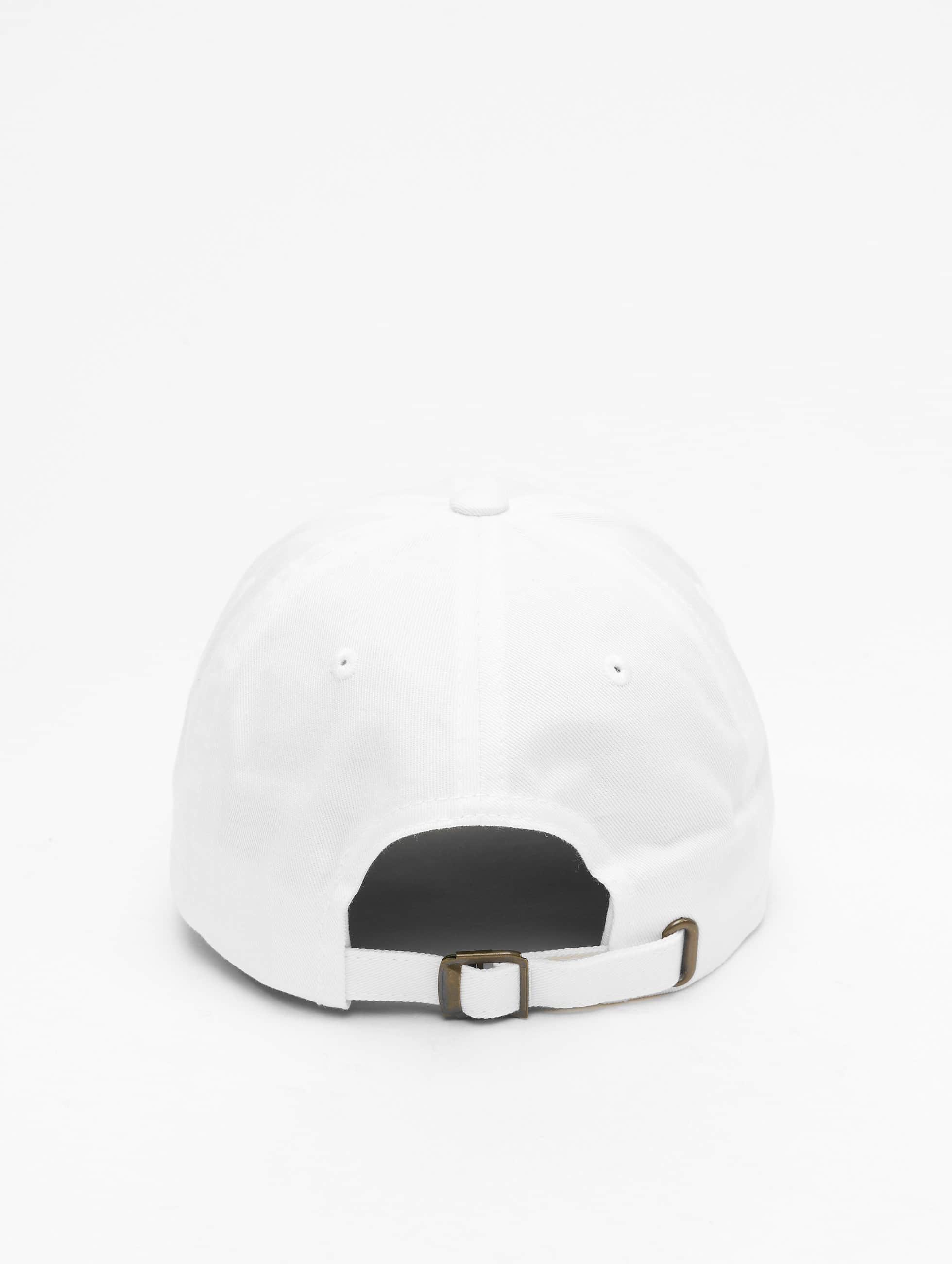 Mister Tee Snapback Cap Panda Dap white