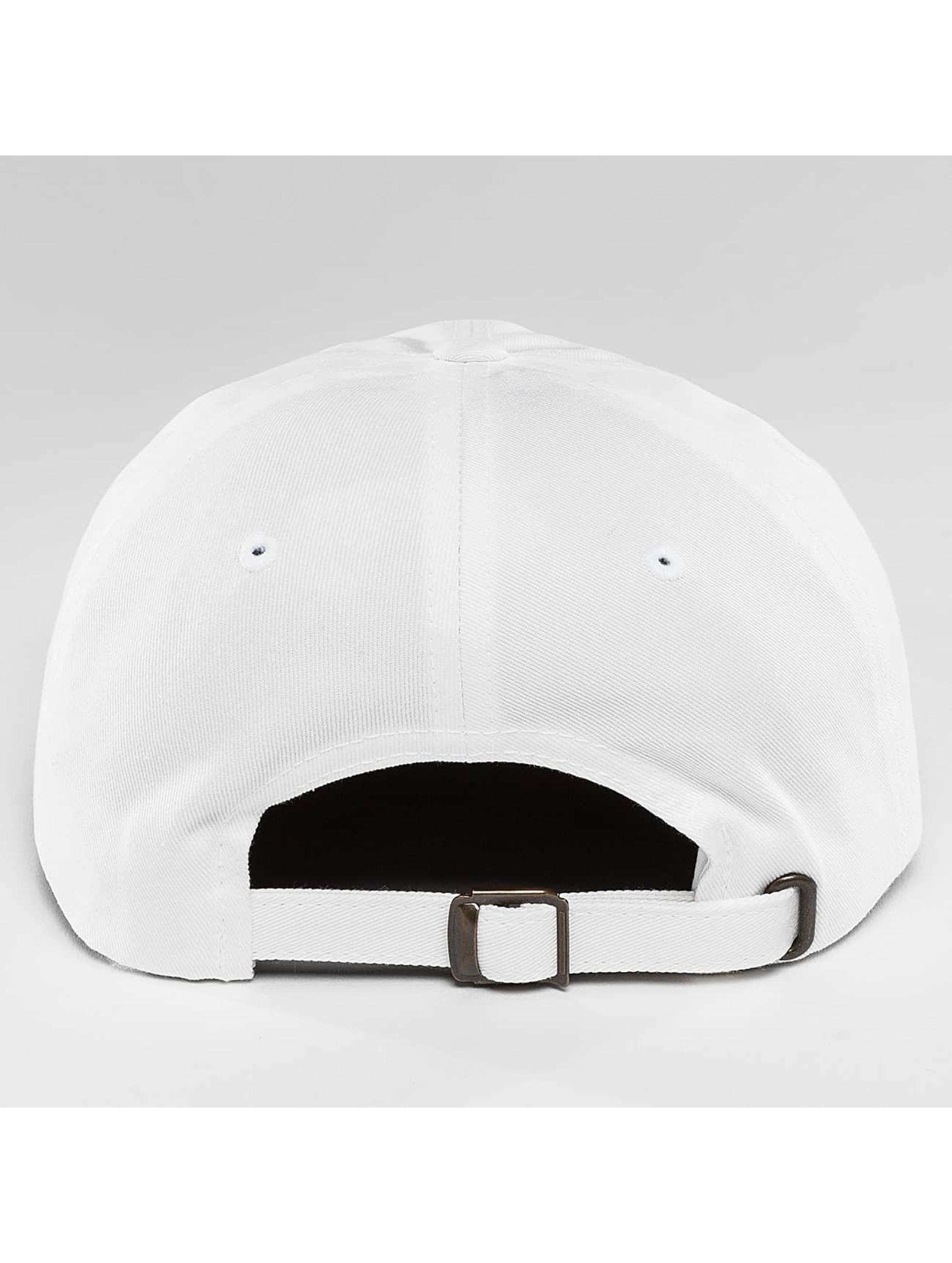 Mister Tee Snapback Cap NASA white