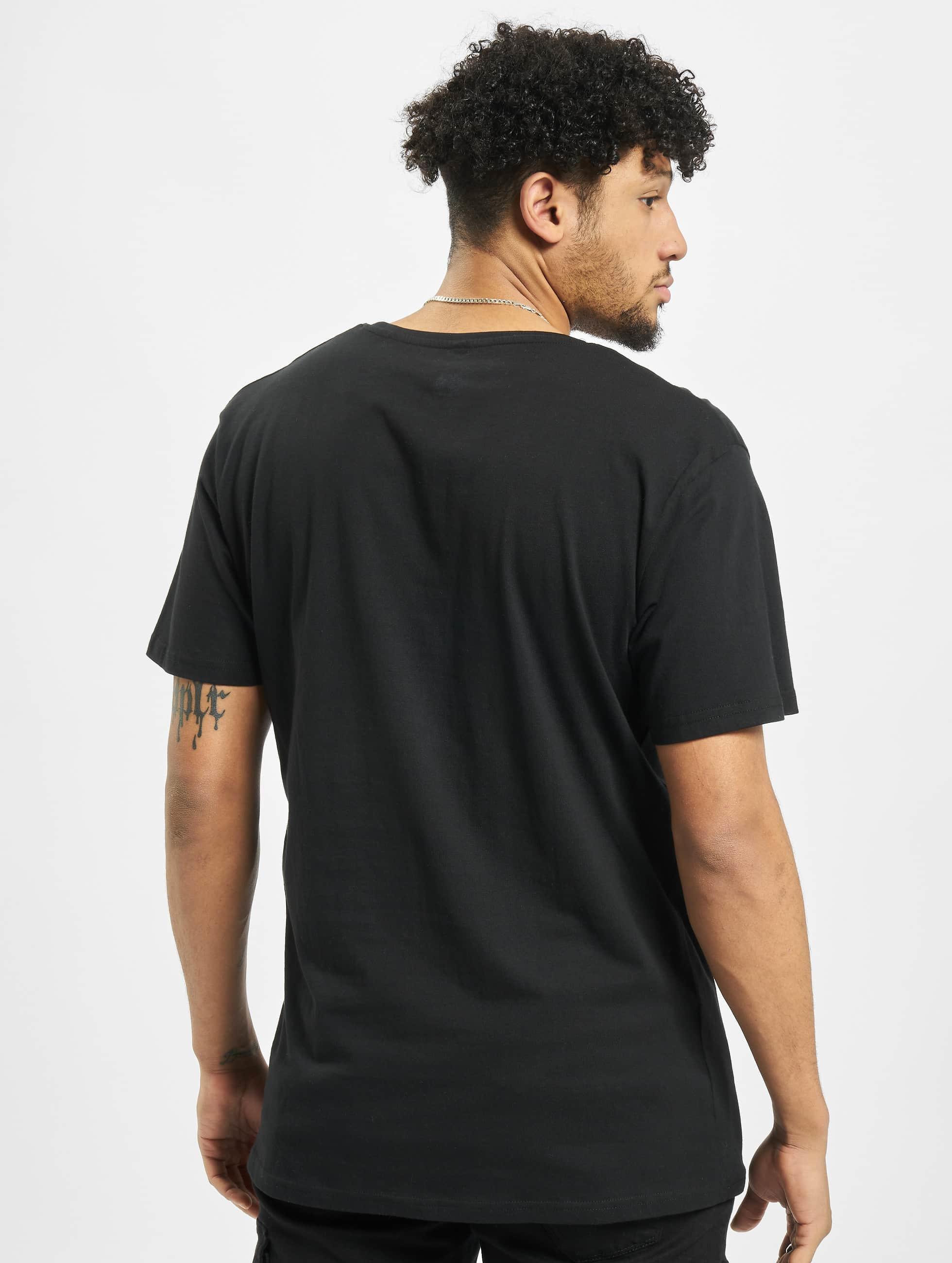 Mister Tee T-Shirt Bob Marley Lion black