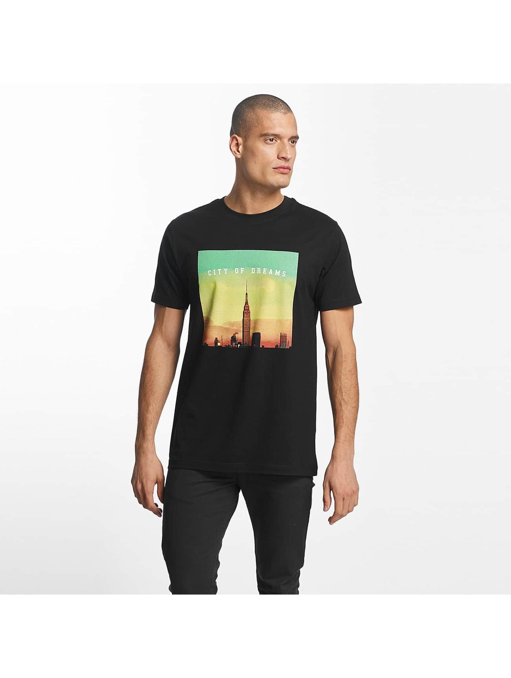 Mister Tee T-Shirt City of Dreams black