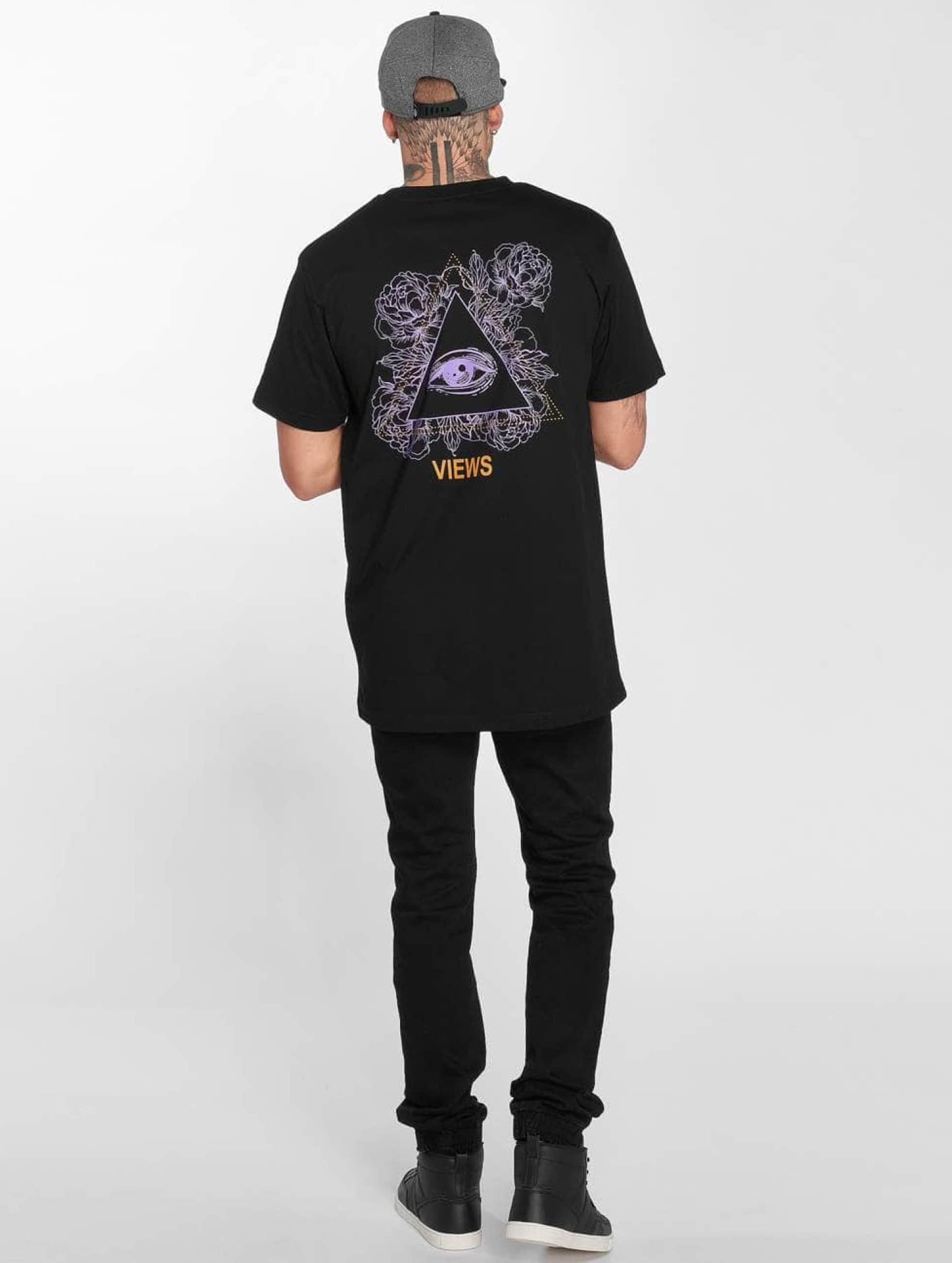 Mister Tee T-Shirt Views black